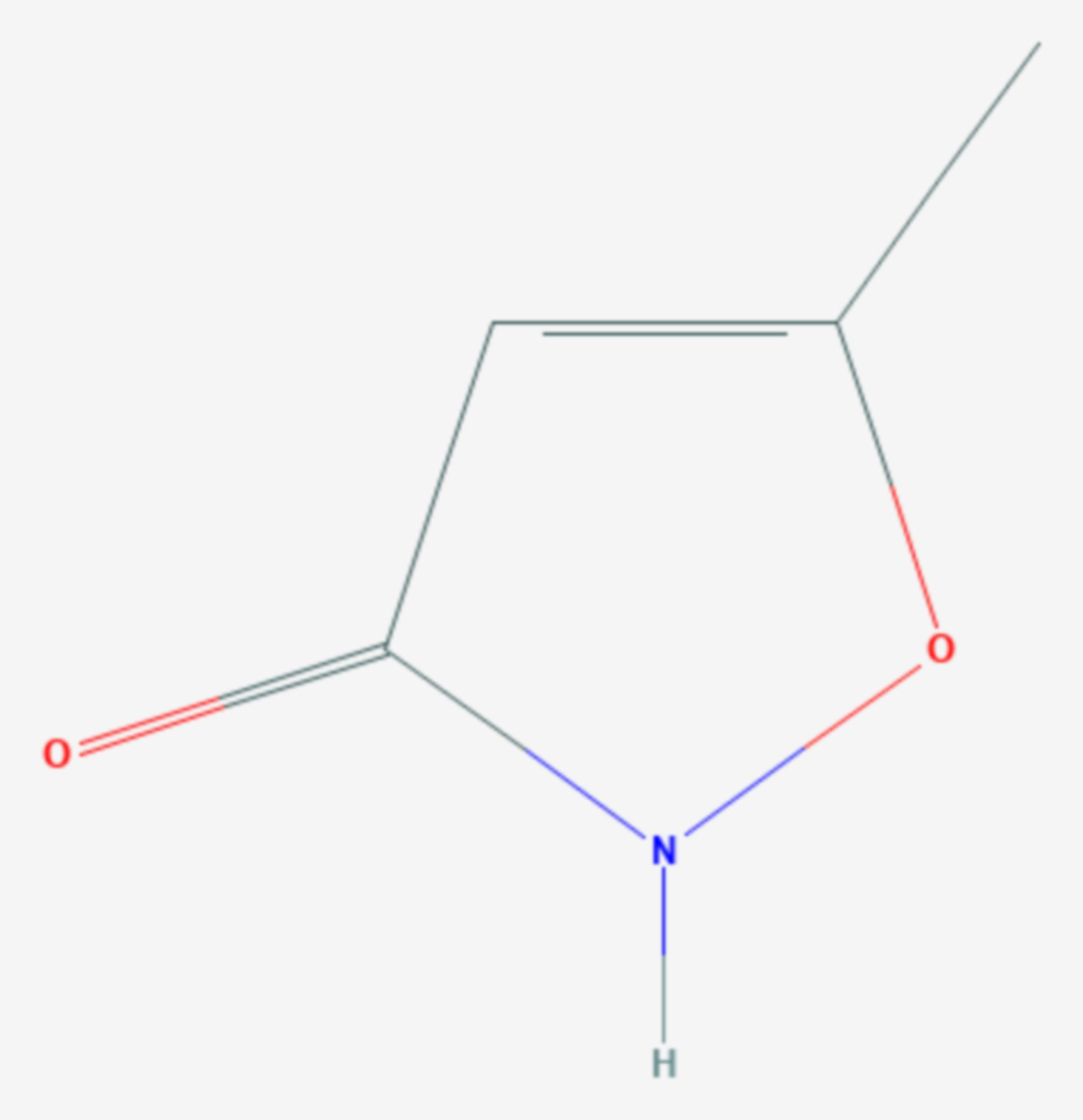 Hymexazol (Strukturformel)
