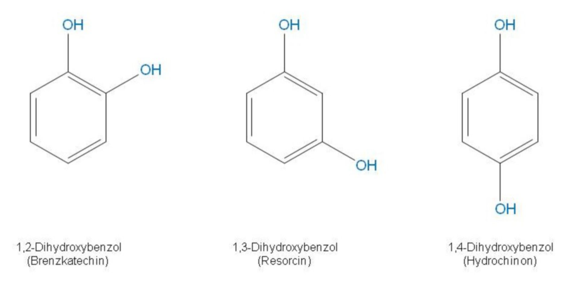 Mehrwertige Phenole