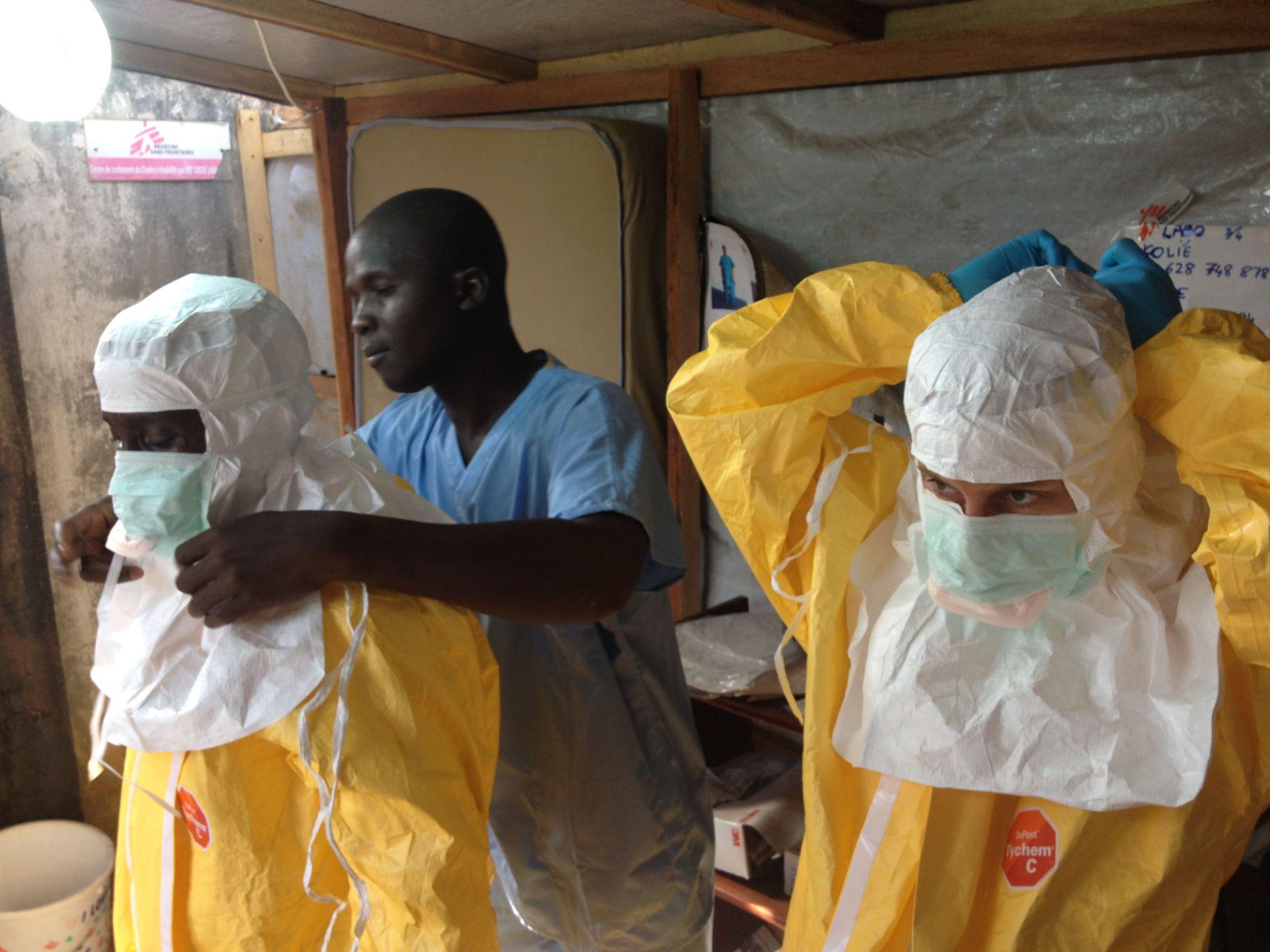 Ebola en Guinea