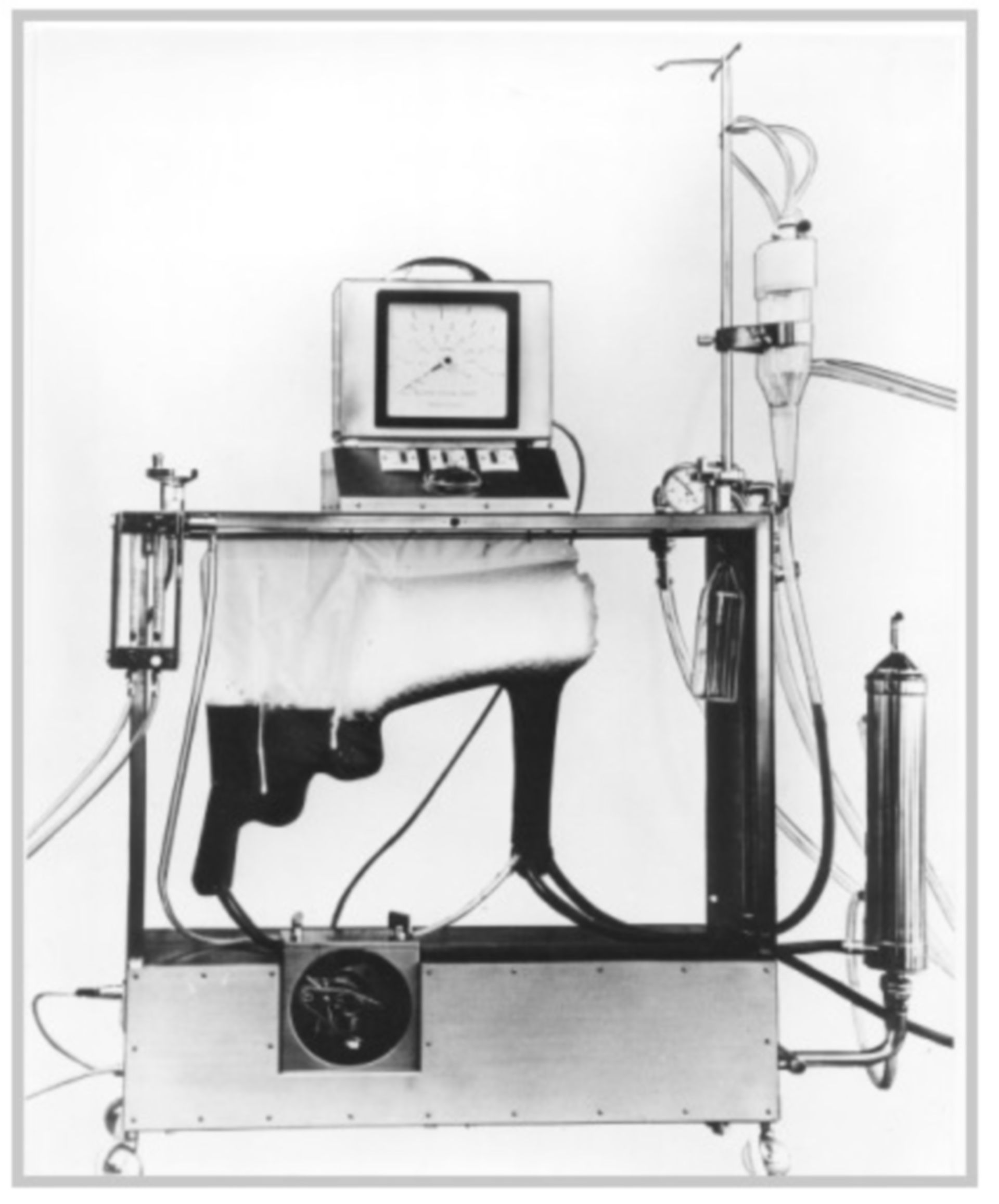 CPB - Heart Lung Machine (1970)