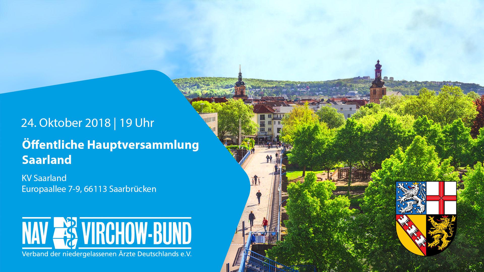 Einladung: 24.10.2018 | Saarbrücken | So klappt die Praxisübergabe