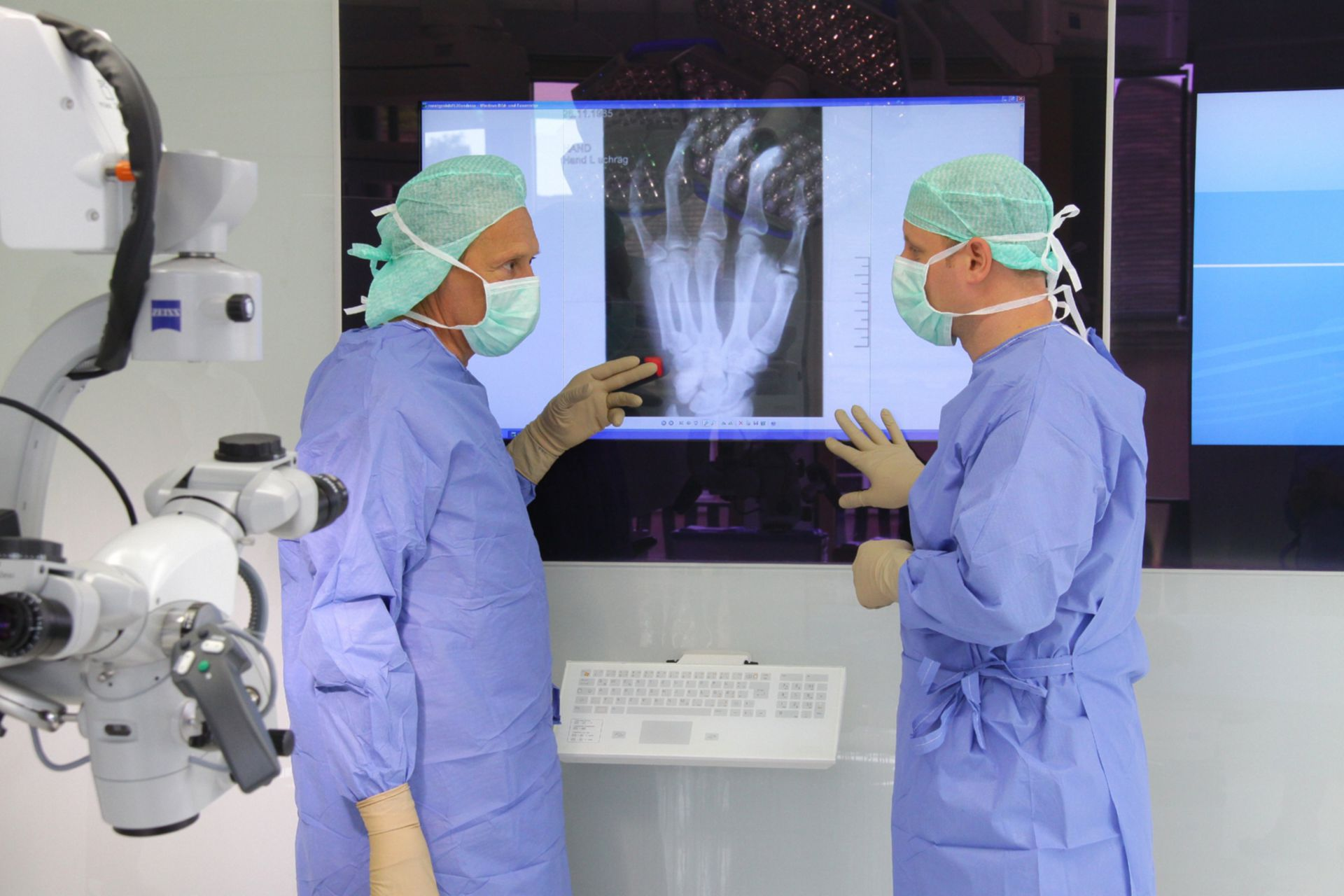 X-Ray discussion
