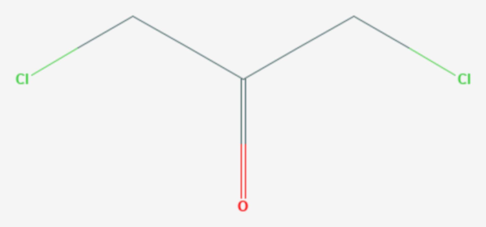 1,3-Dichloraceton (Strukturformel)