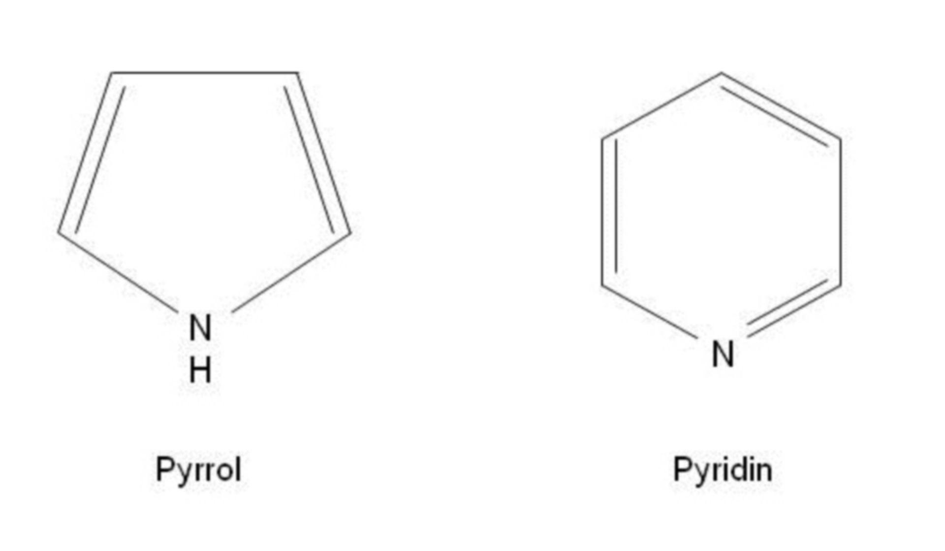 Pyrrole and Pyridine