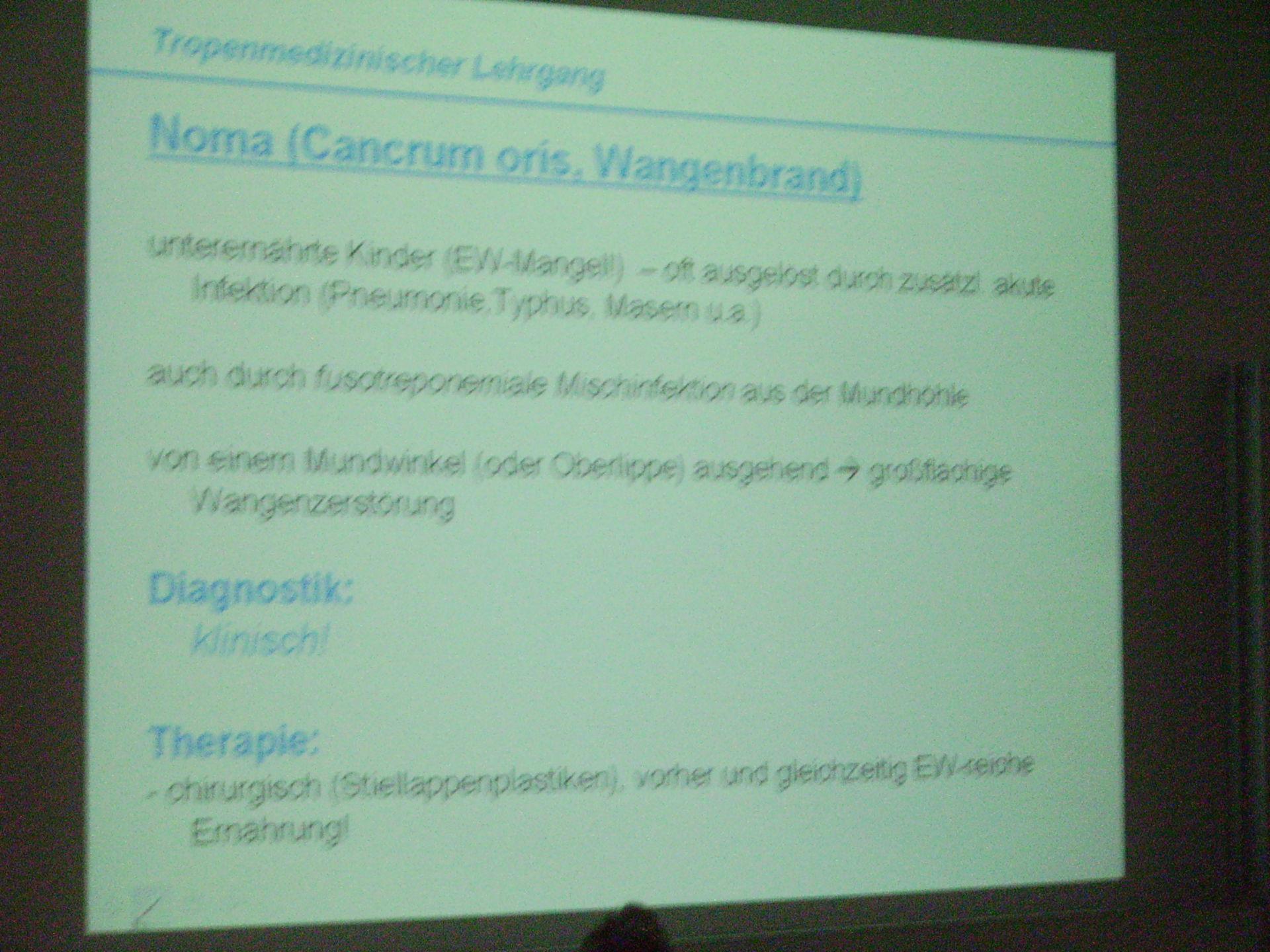 Tropical Medical Training Leipzig