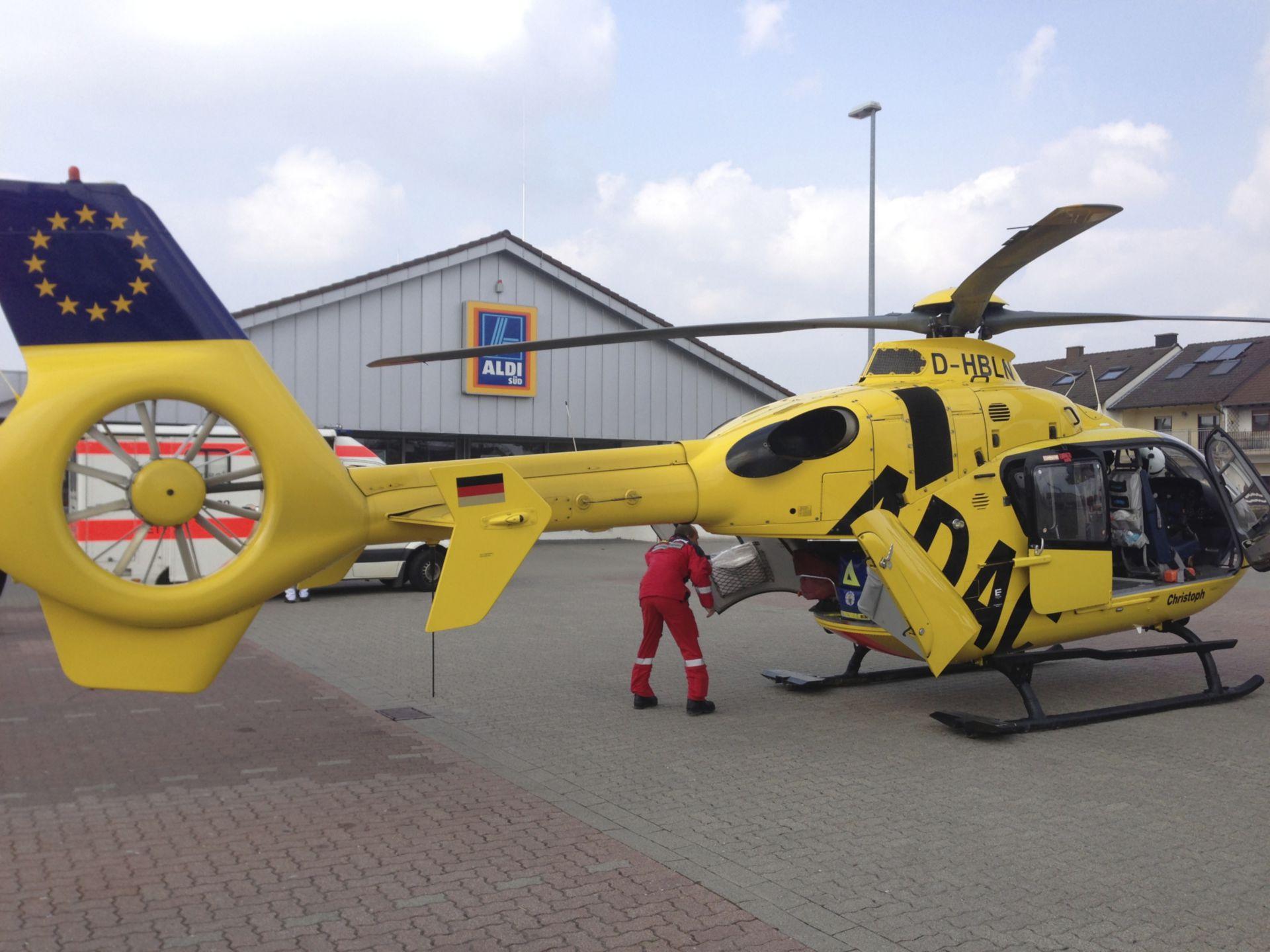 Elicottero di salvataggio Christoph 5