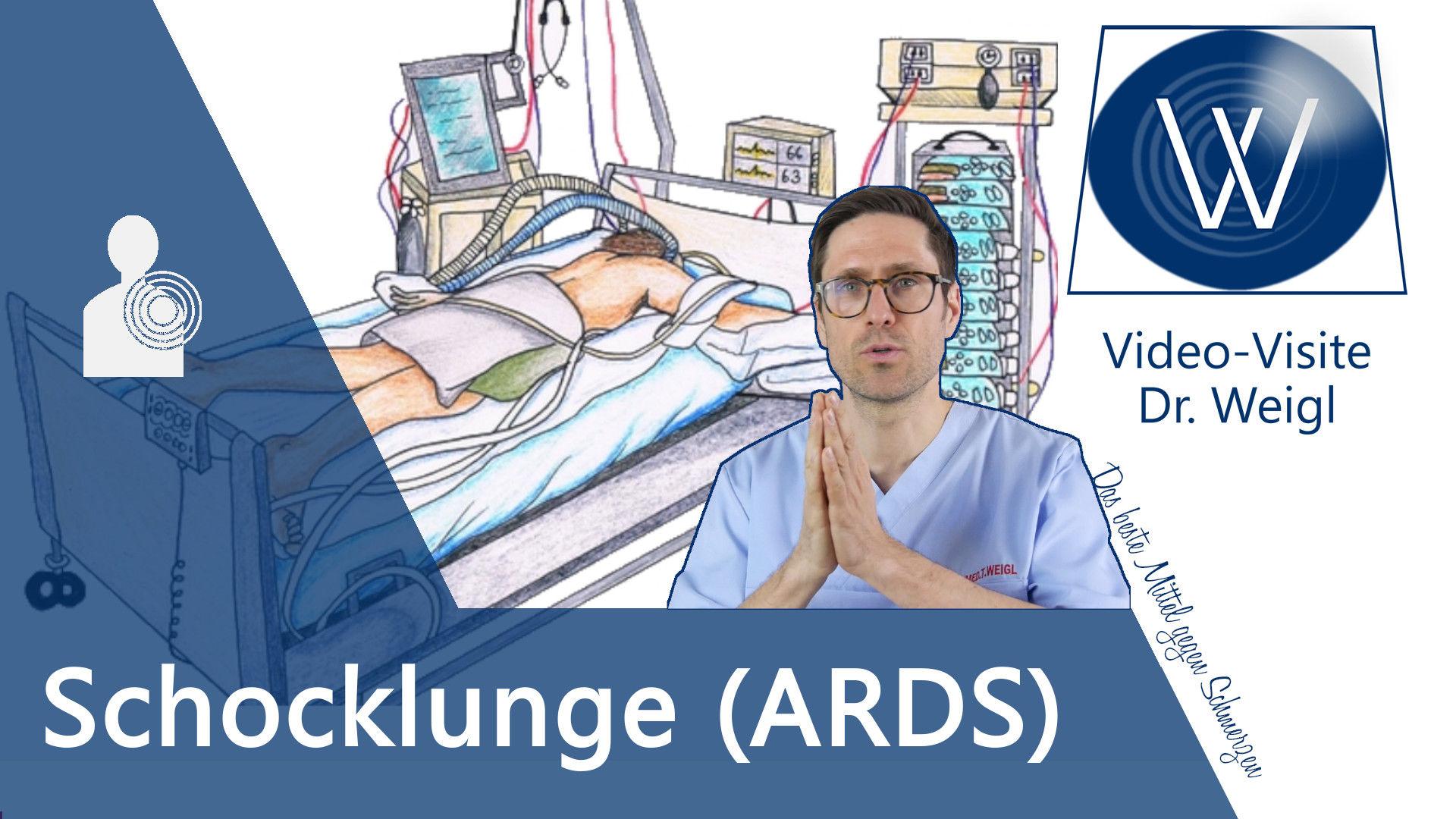 ARDS – Die Schocklunge als gefährliche Komplikation von Atemwegsinfektionen