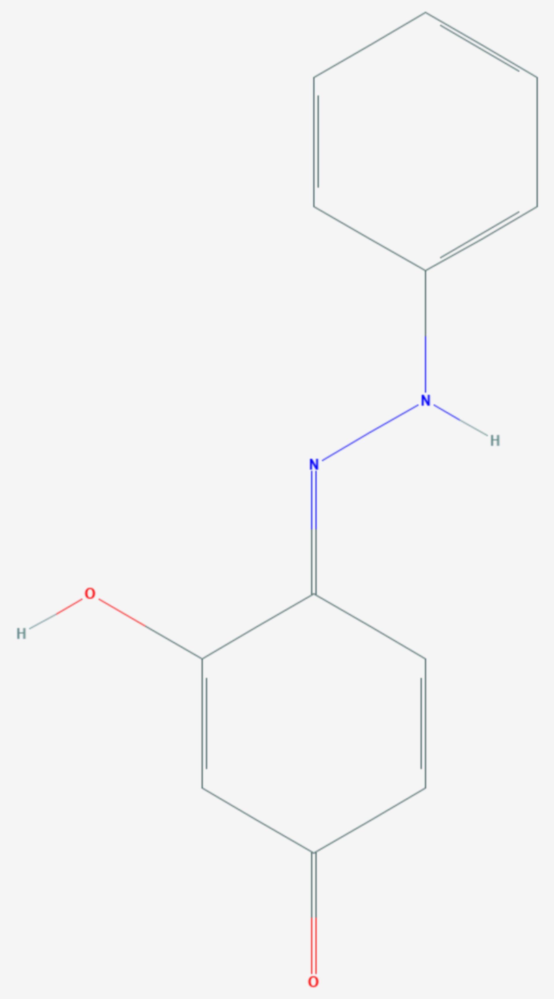 Sudanorange G (Strukturformel)