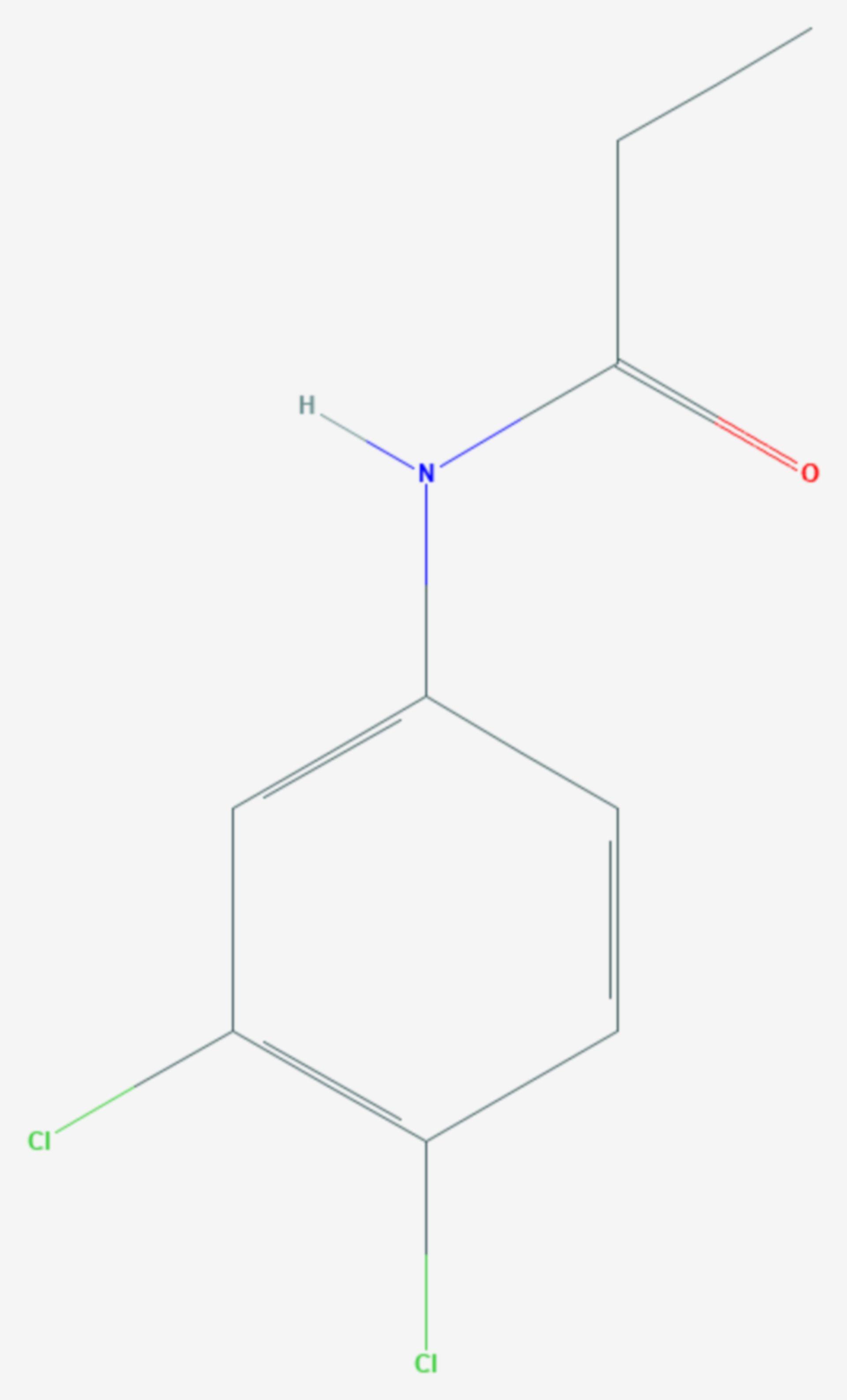 Propanil (Strukturformel)