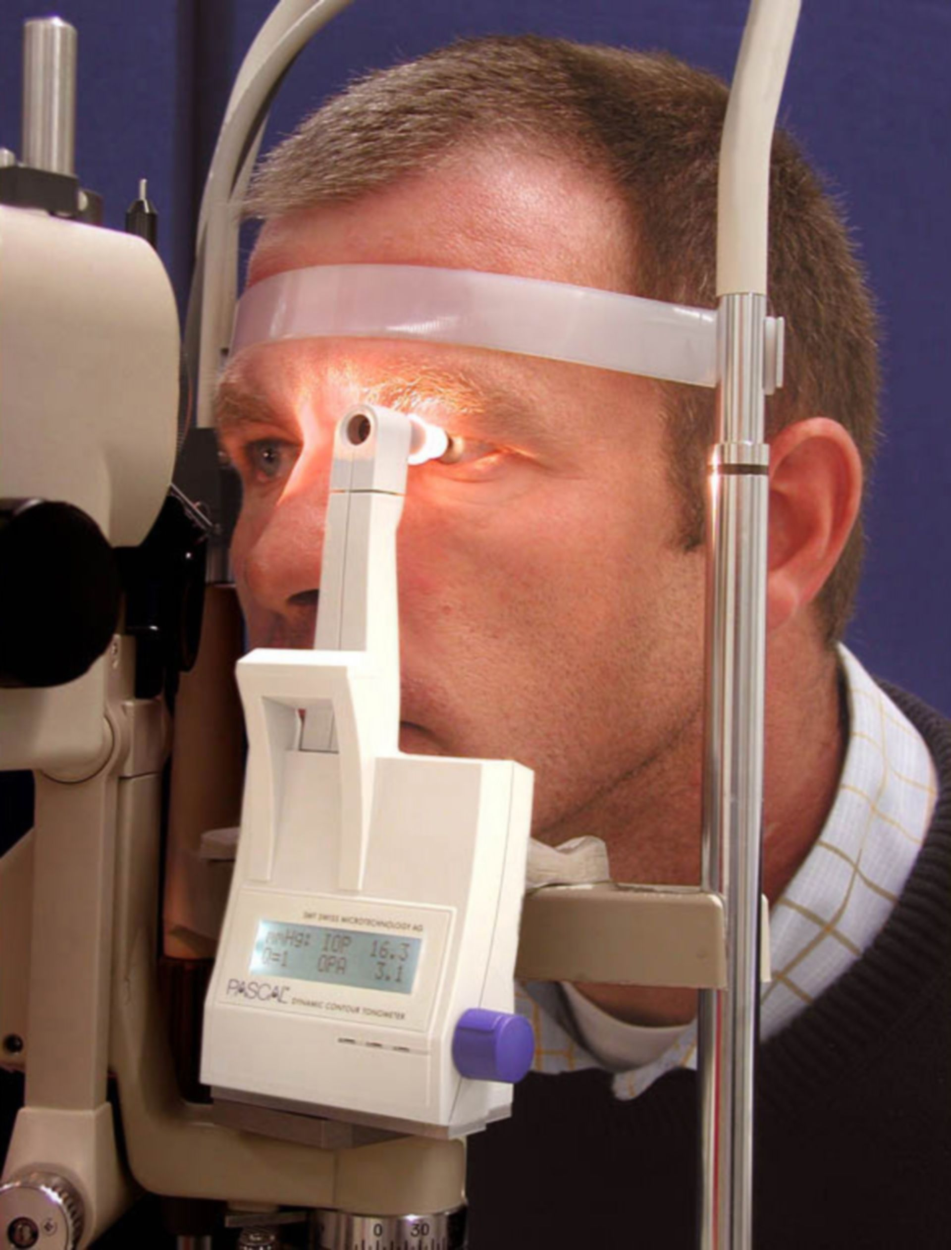 Augendruckmessung - Tonometer