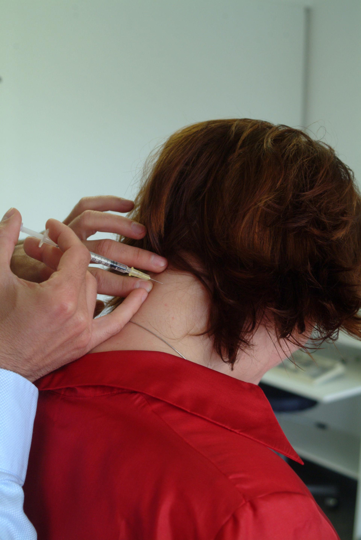 Migräne-Behandlung mit Botox