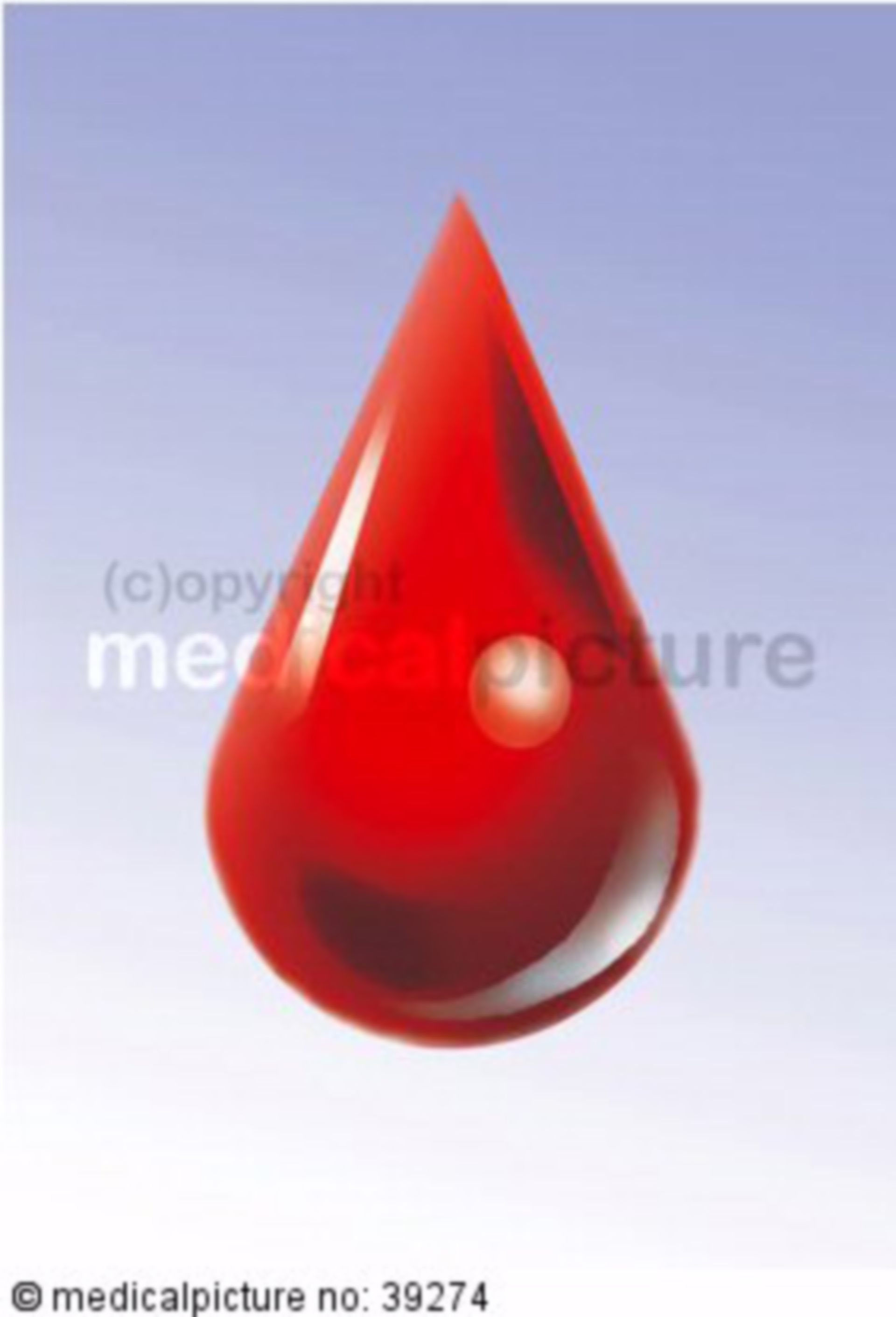 Blutstropfen
