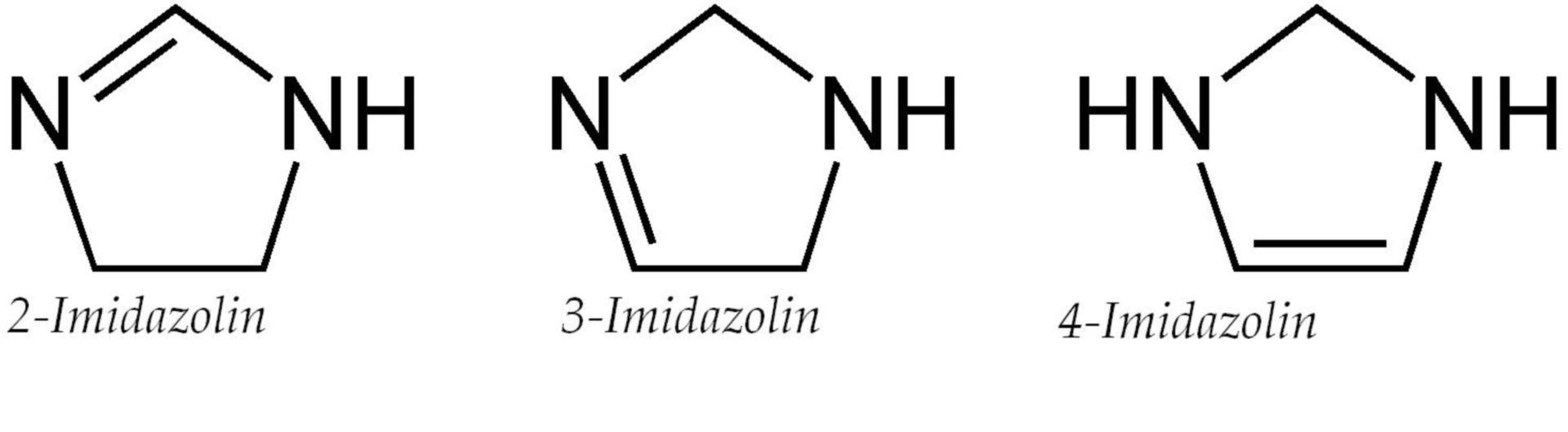 Imidazolin (Strukturformel)