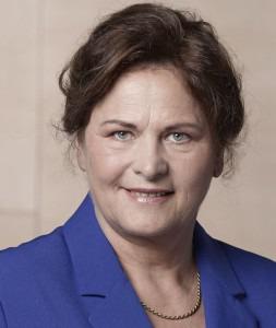 Für bessere Ausbildung für Mediziner und Pflegberufe: die scheidende Politikerin Maria Michalk.