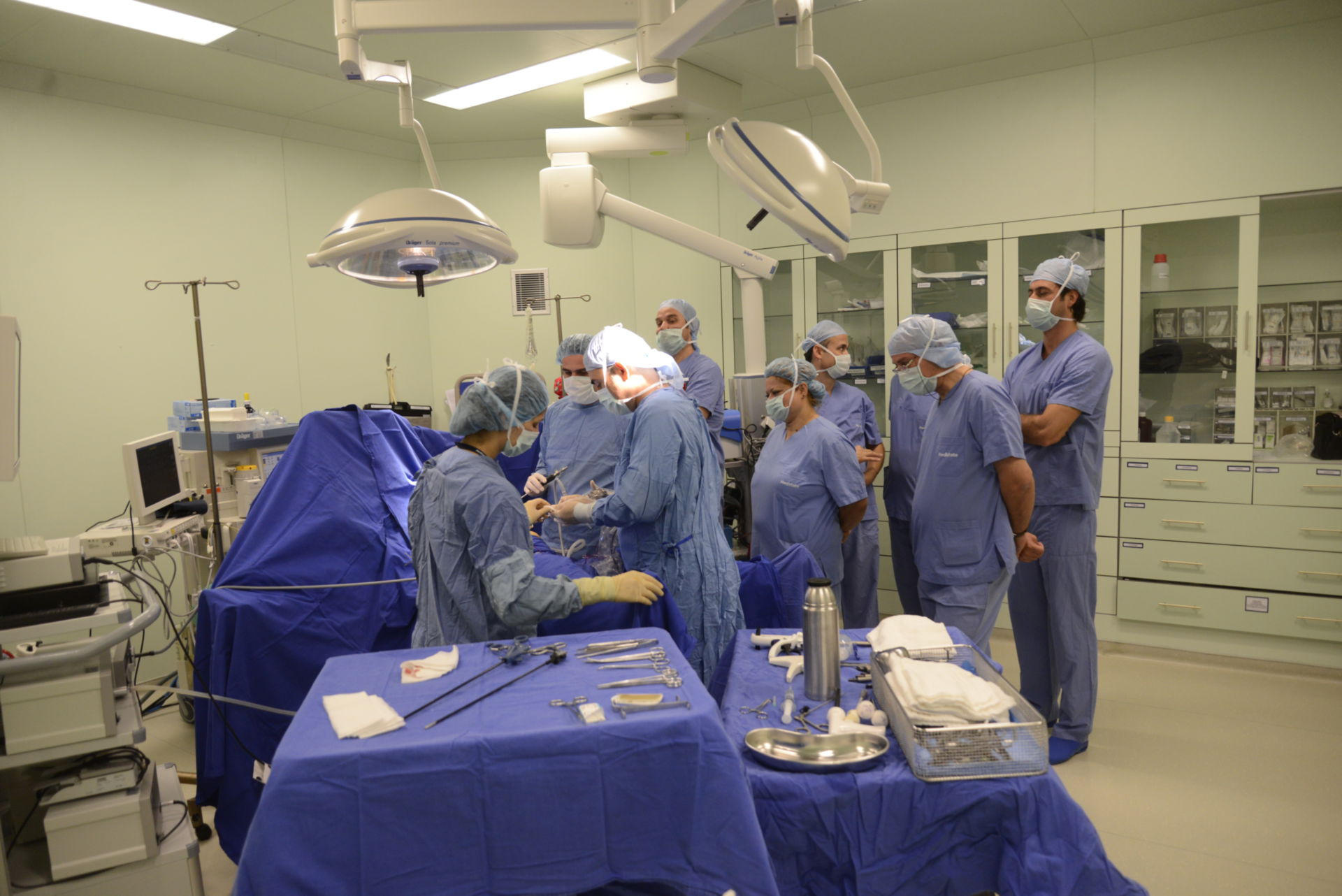 Erfahrungsaustausch bei Adipositaschirurgie und Metabolischer Chirurgie