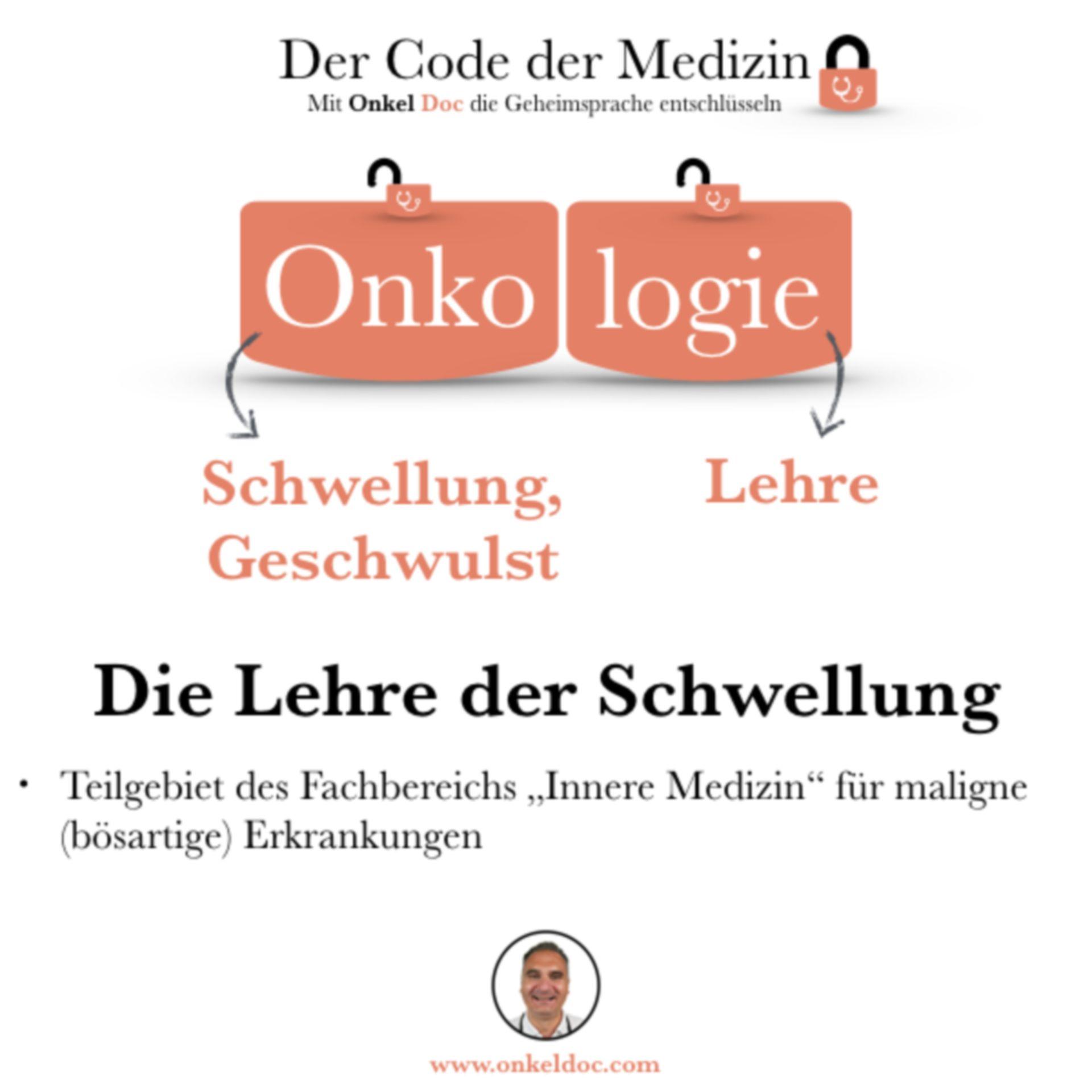 Der Code der Onkologie