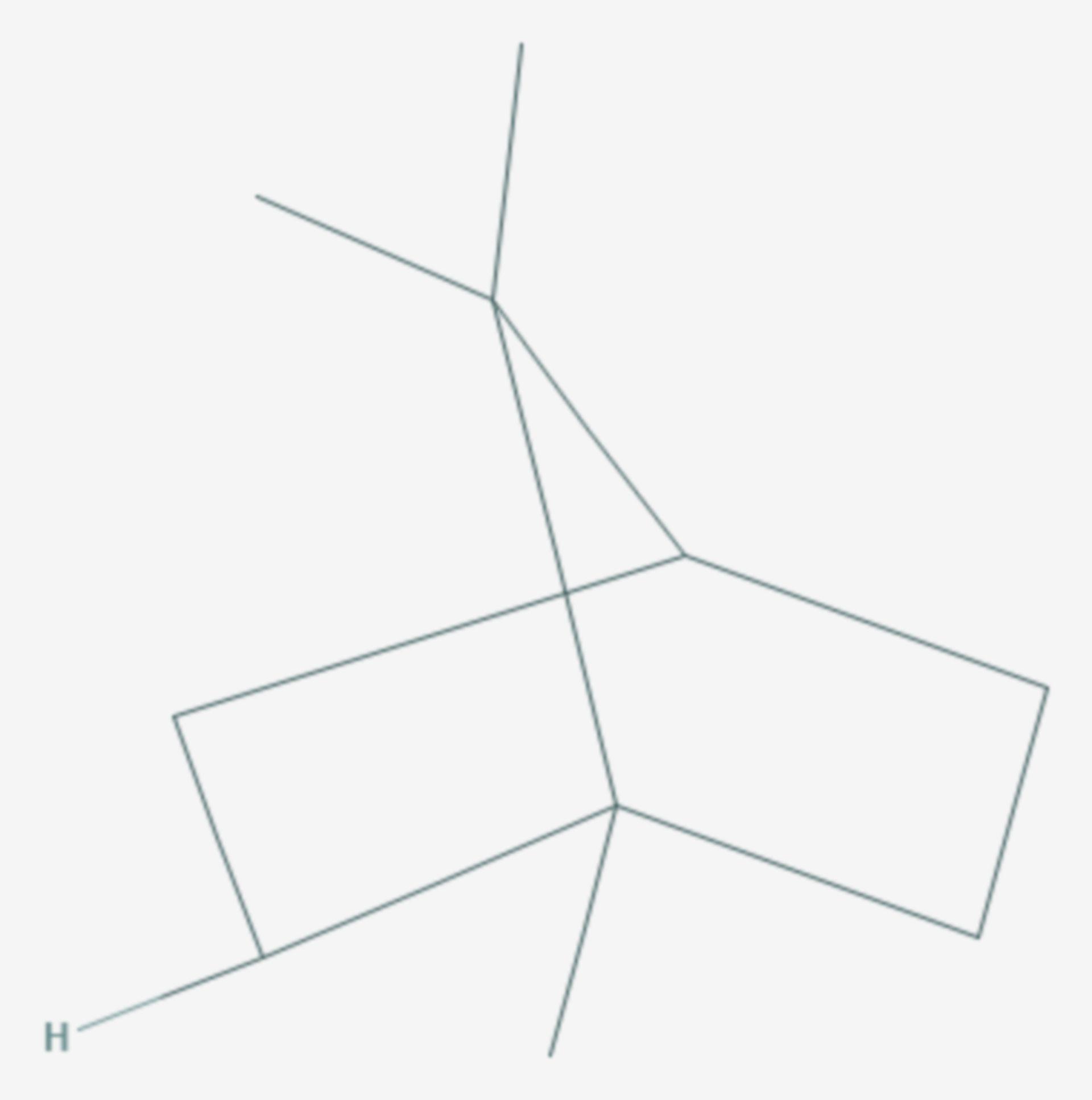 Bornan (Strukturformel)