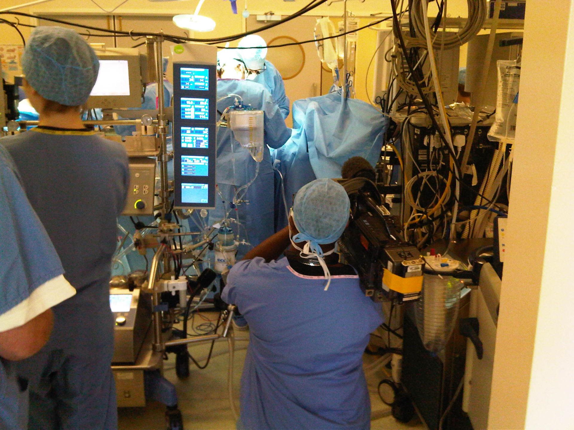 Valve, Rhythm and Bypass - Open Heart Surgery