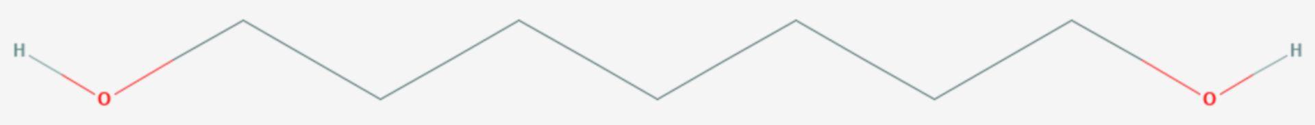 1,7-Heptandiol (Strukturformel)