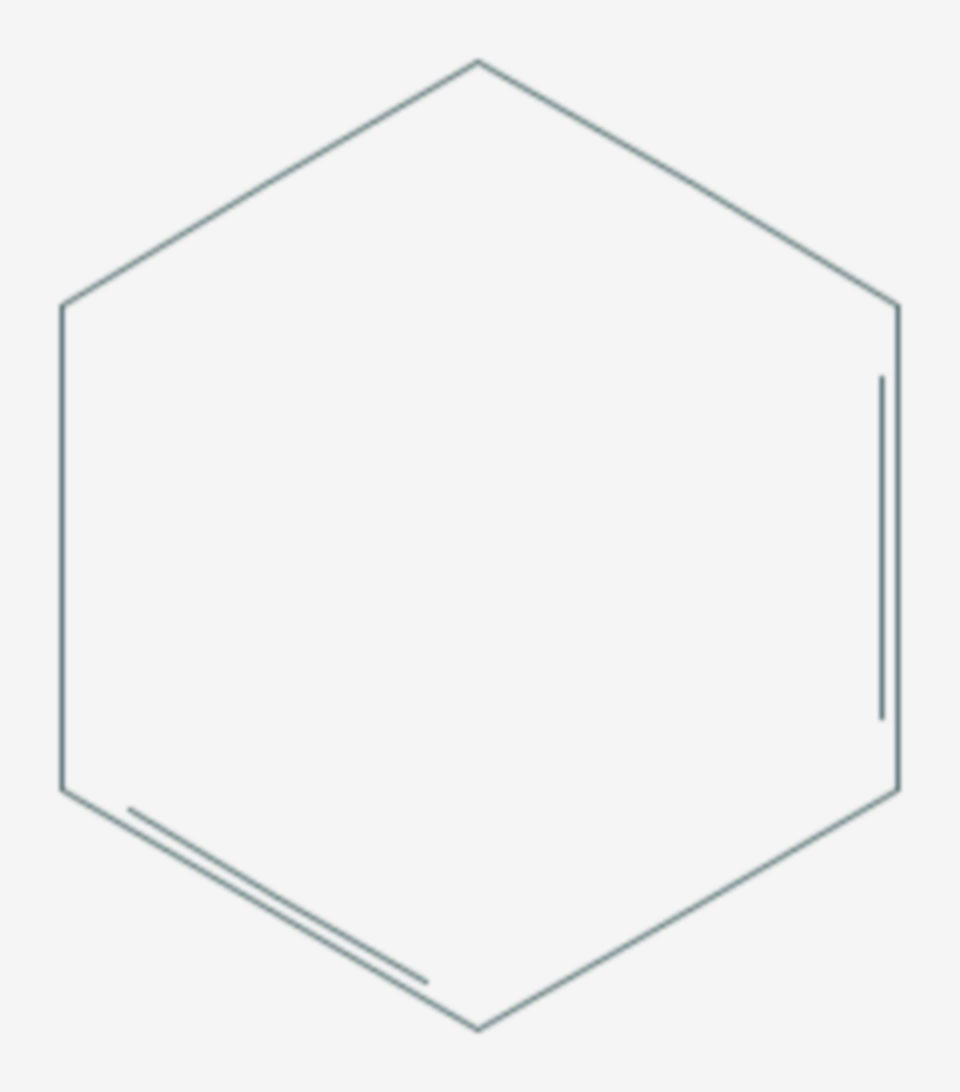 1,3-Cyclohexadien (Strukturformel)