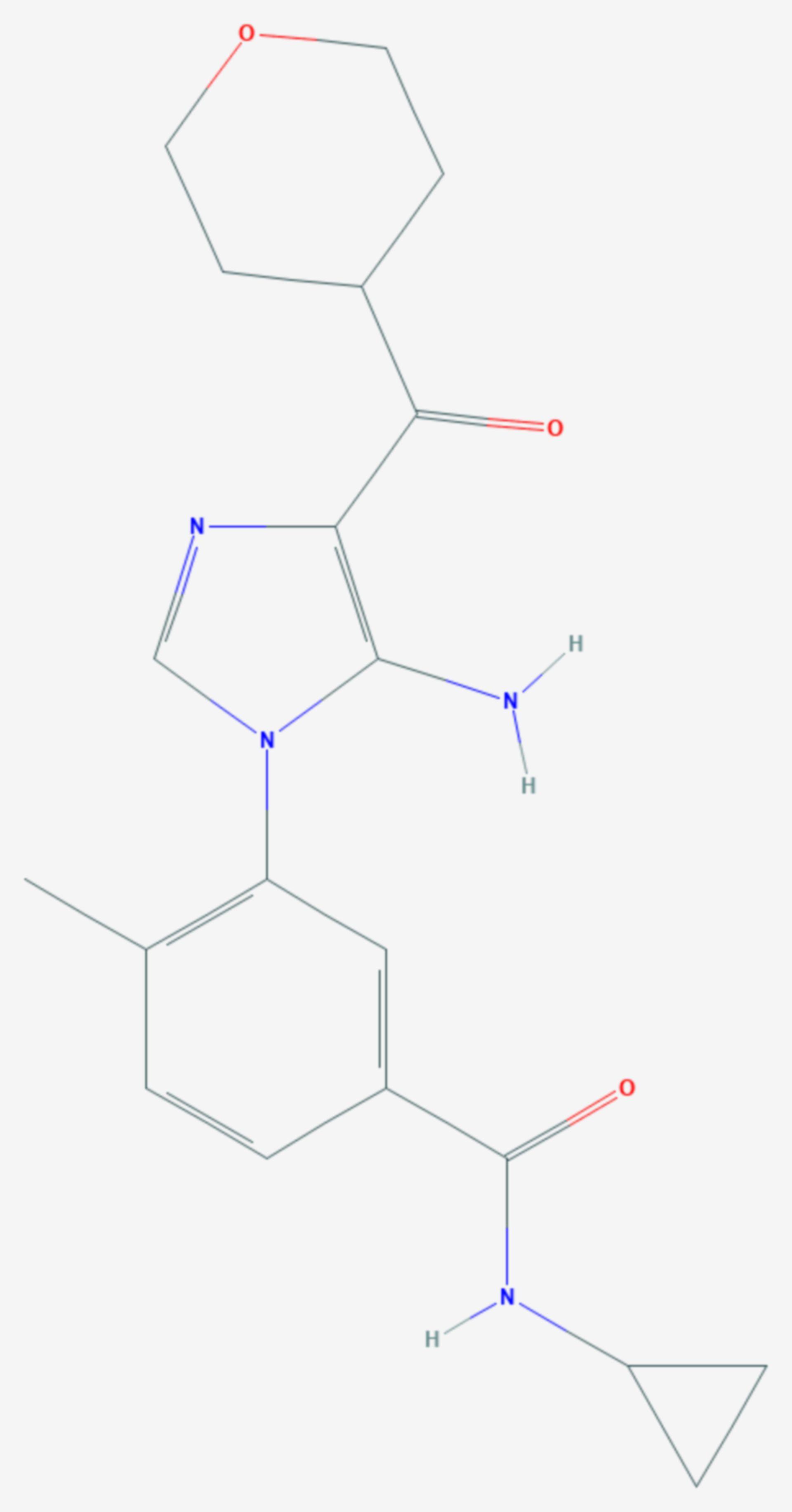 Cyclen (Strukturformel)