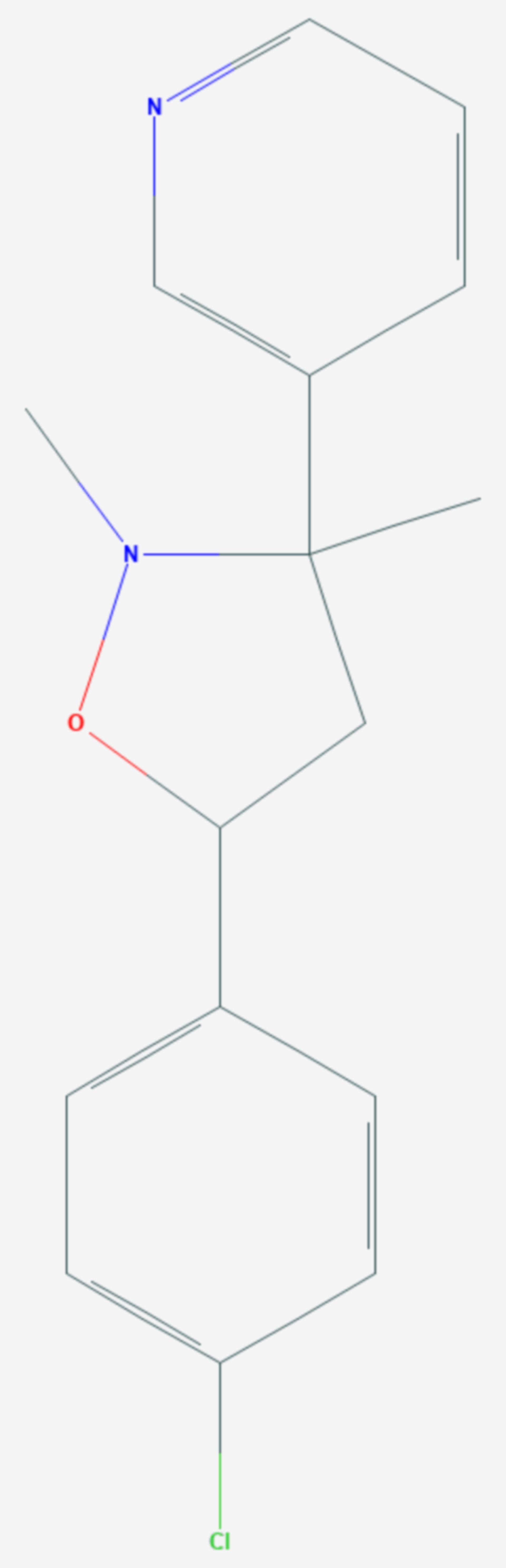 Pyrisoxazol (Strukturformel)