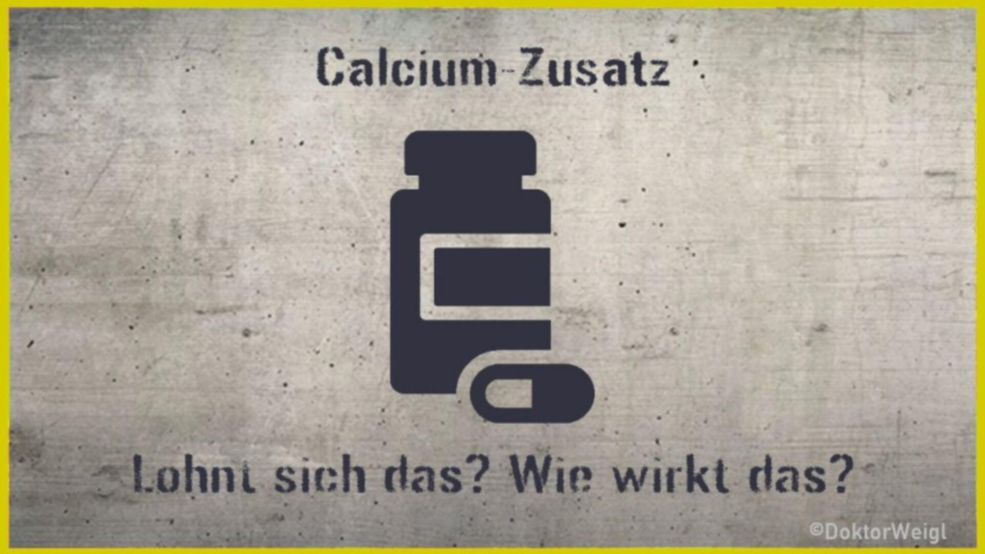 Extra Calcium in der Nahrung – wirkt es und lohnt es sich wirklich?