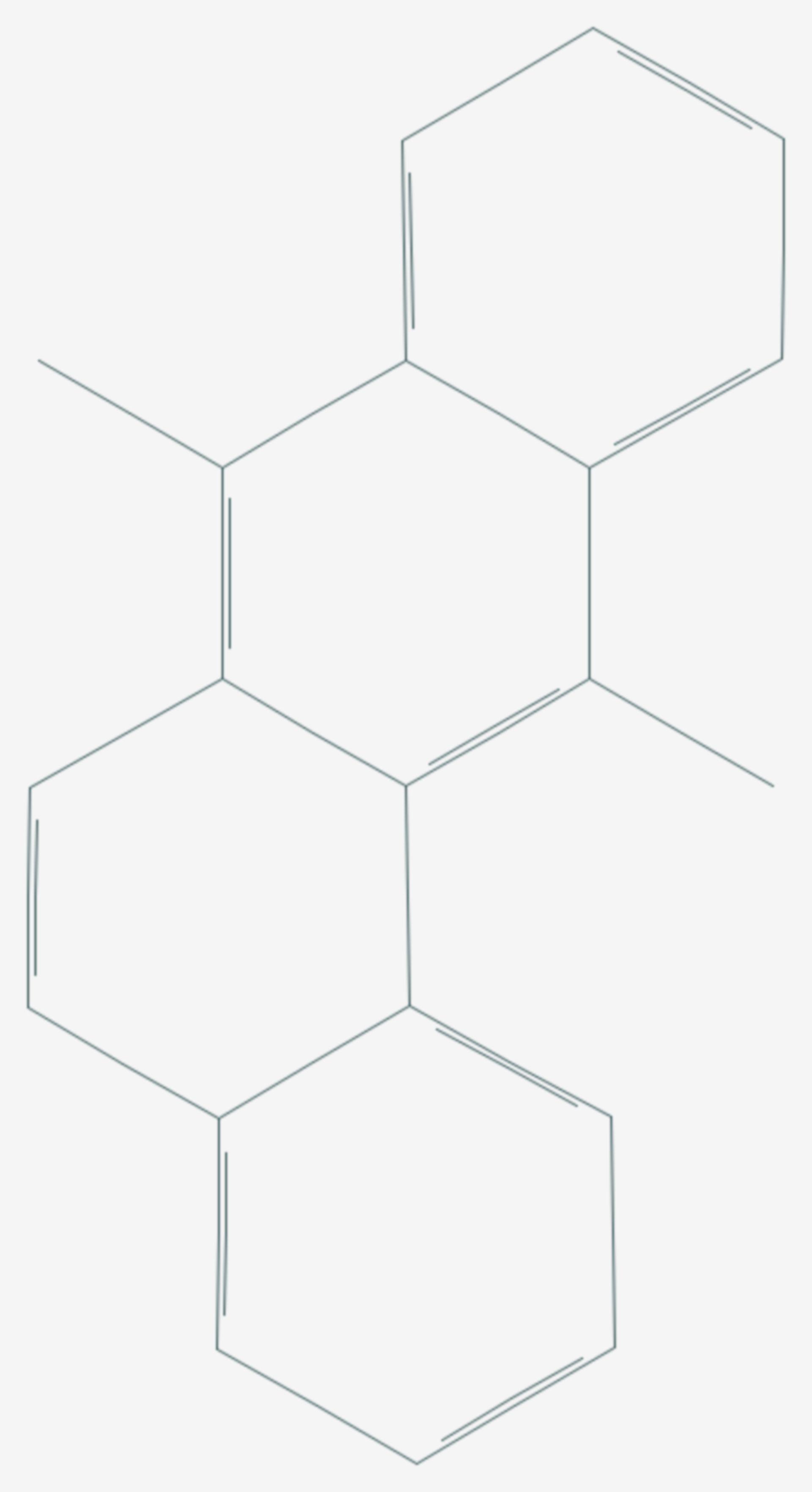 7,12-Dimethylbenzo(a)anthracen (Strukturformel)