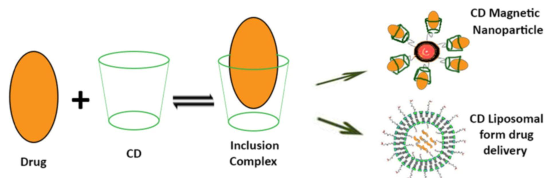 Cyclodextrin-Based Liposome Production