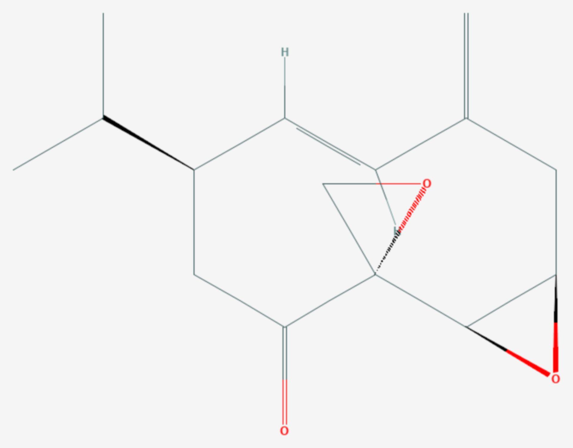 Periplanon B (Strukturformel)