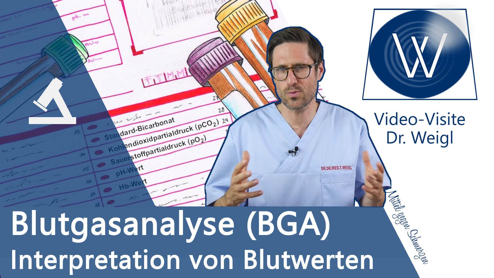 Die Blutgasanalyse (BGA) – Wichtige Notfall-Diagnostik
