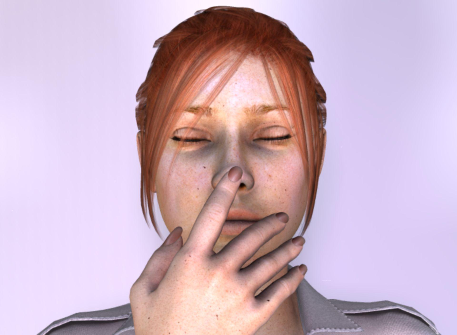 Finger-Nase-Versuch