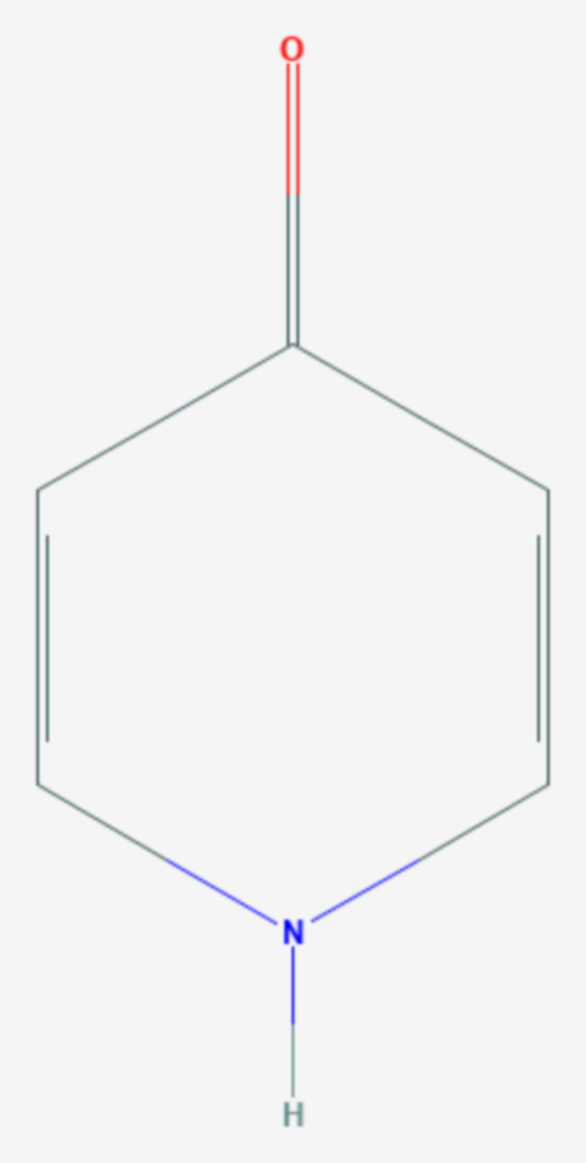 4-Pyridon (Strukturformel)