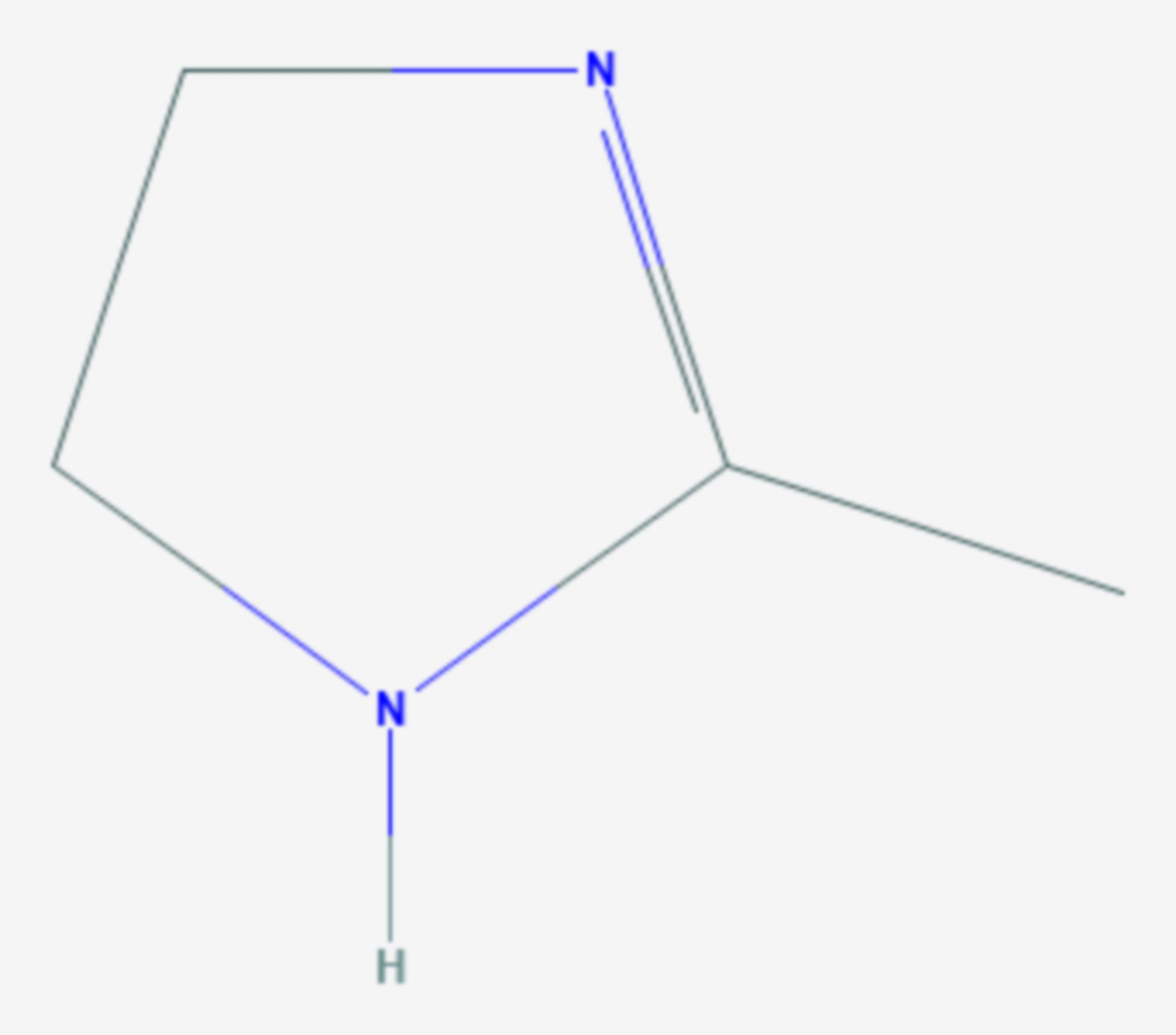 Lysidin (Strukturformel)