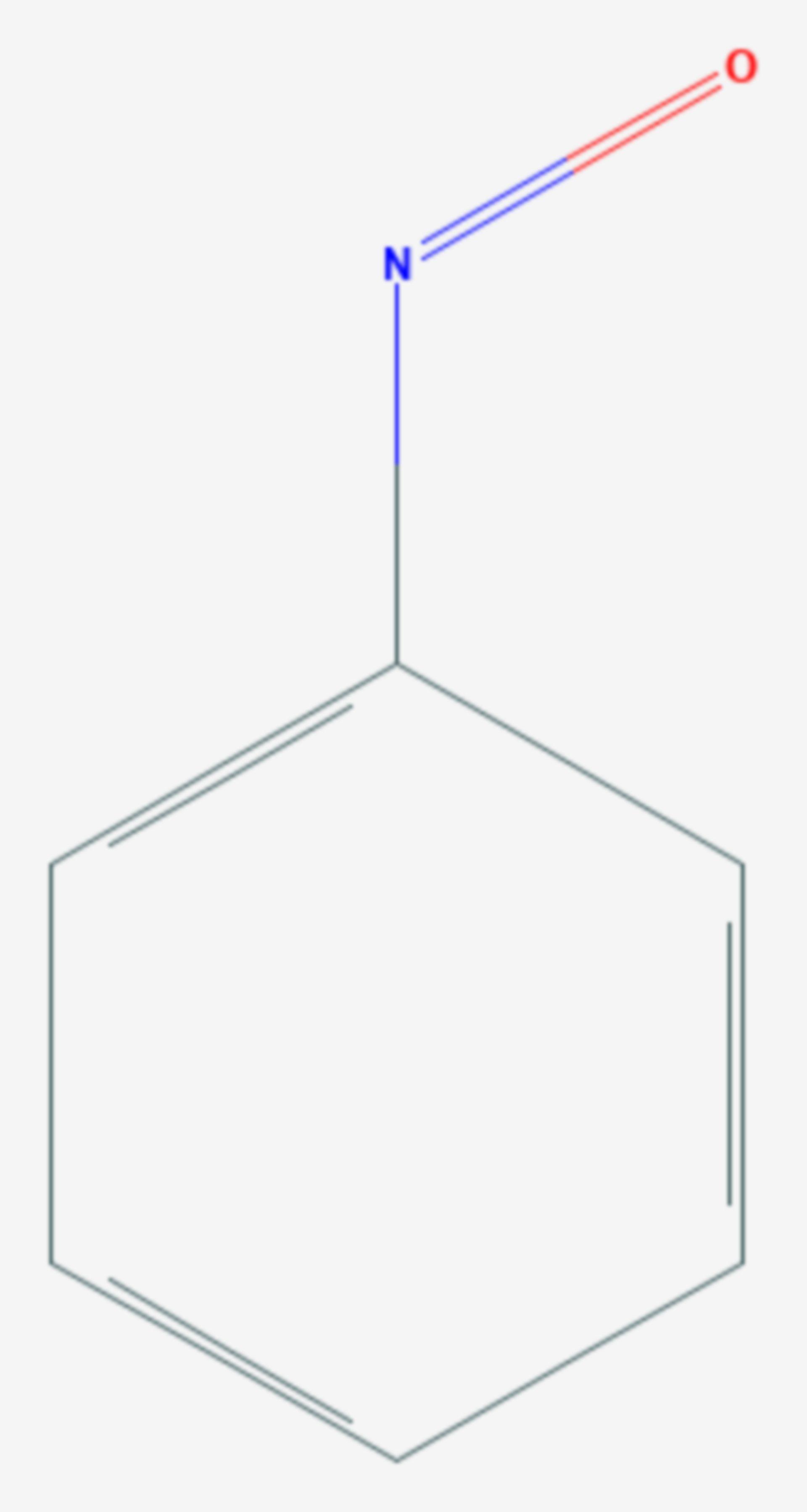 Nitrosobenzol (Strukturformel)