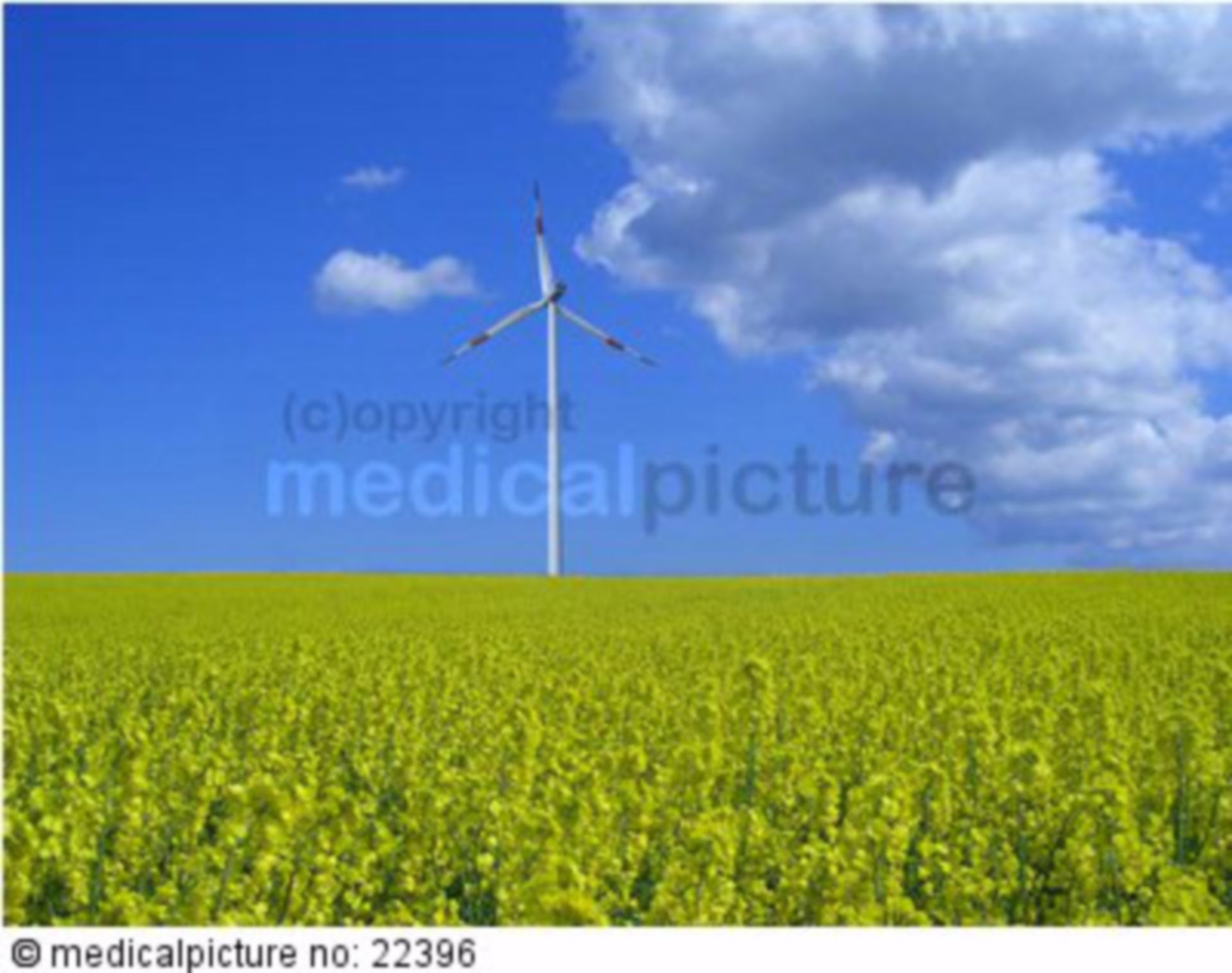 Windenergie Foto