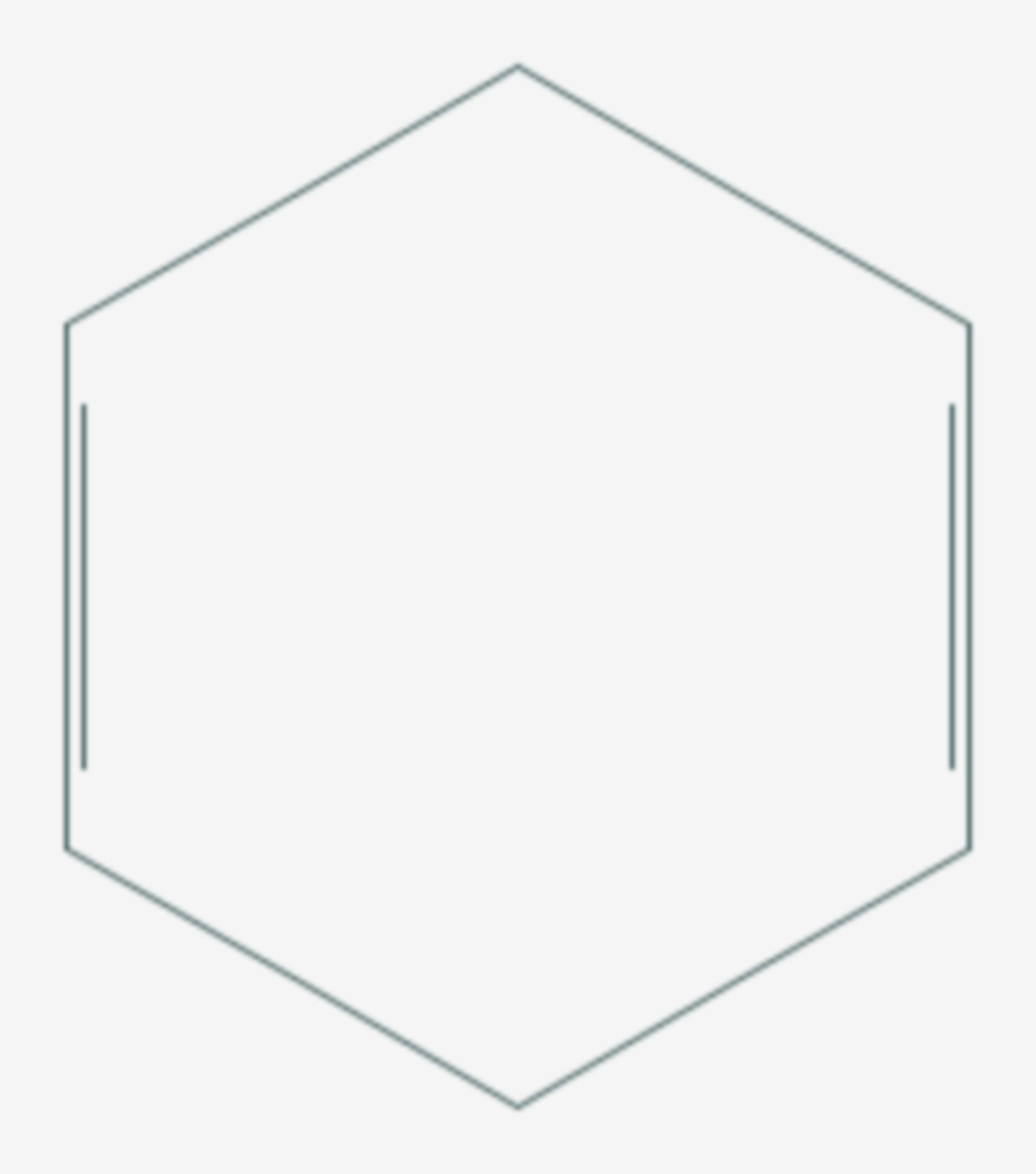 1,4-Cyclohexadien (Strukturformel)