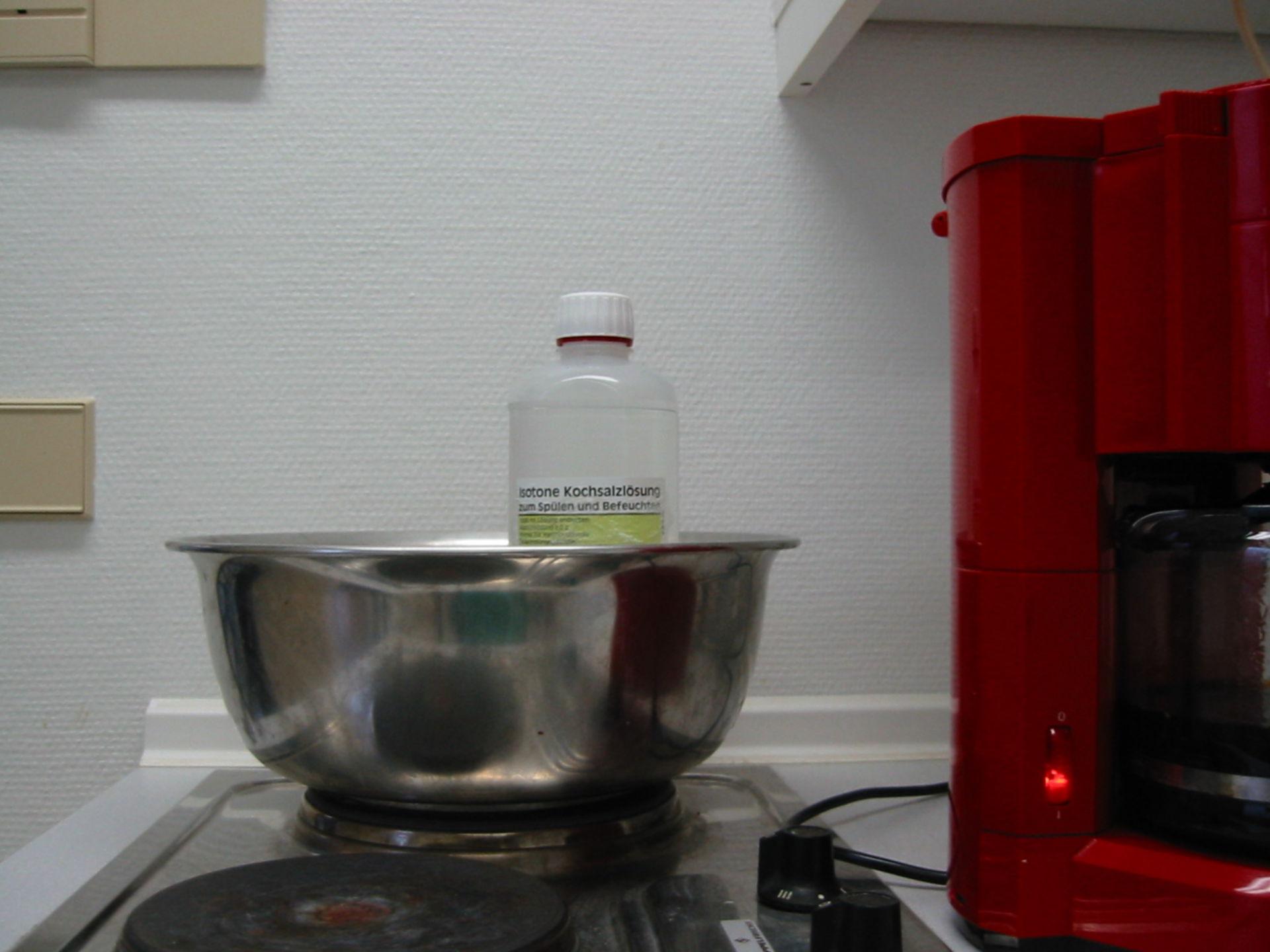 Sodium chloride solution