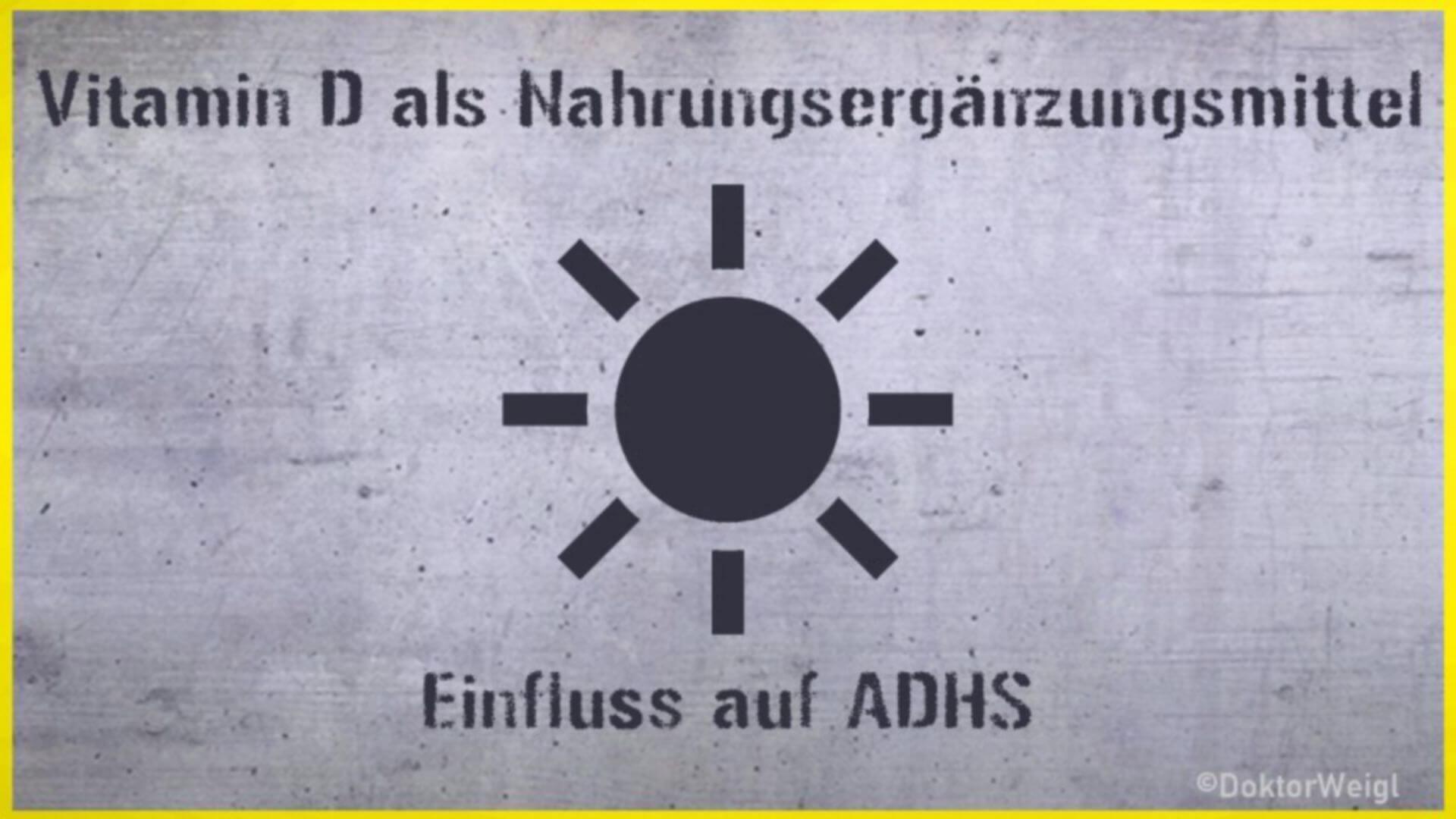 Helfen Vitamin D- und Magnesium-Präparate bei ADHS?