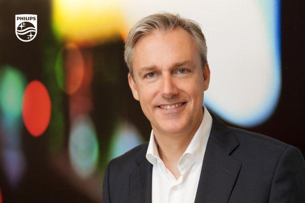 Bernd Laudahn, Geschäftsführer der Philips GmbH Market DACH