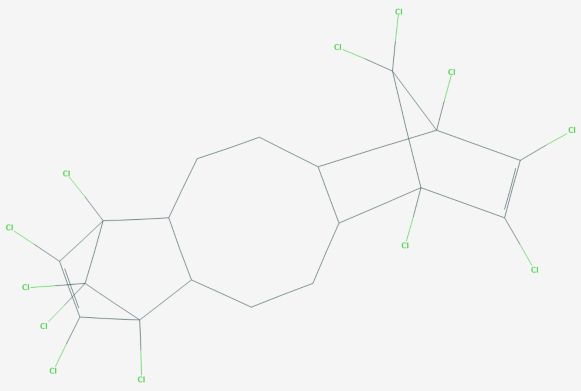 Dechloran Plus (Strukturformel)
