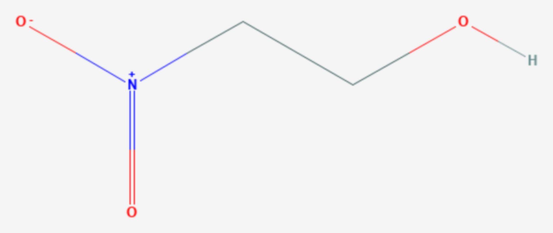 2-Nitroethanol (Strukturformel)