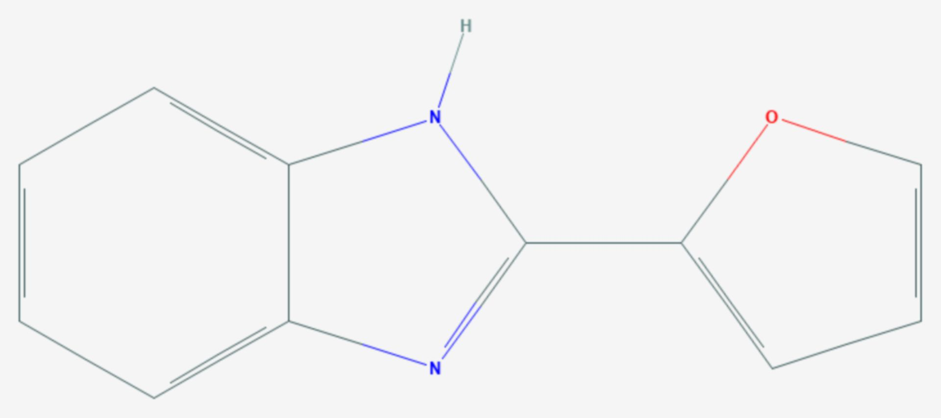 Fuberidazol (Strukturformel)