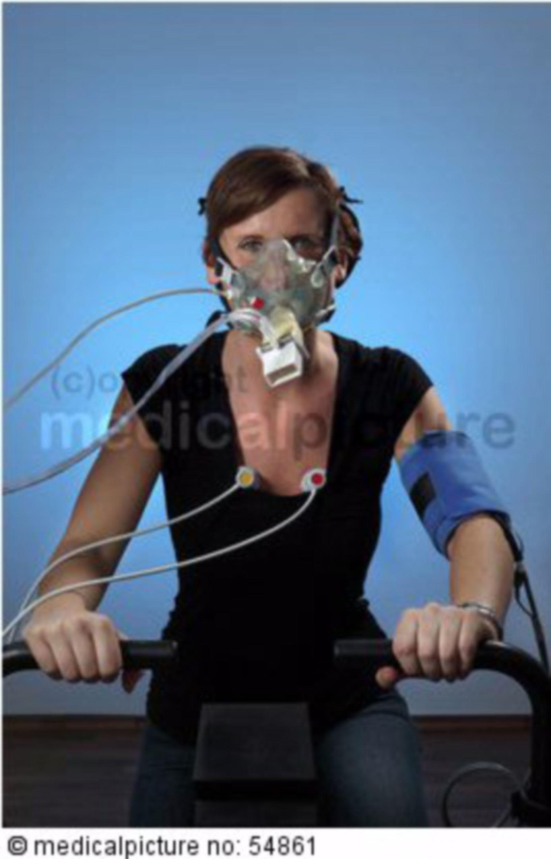 Spiroergometrie, Sportmedizin