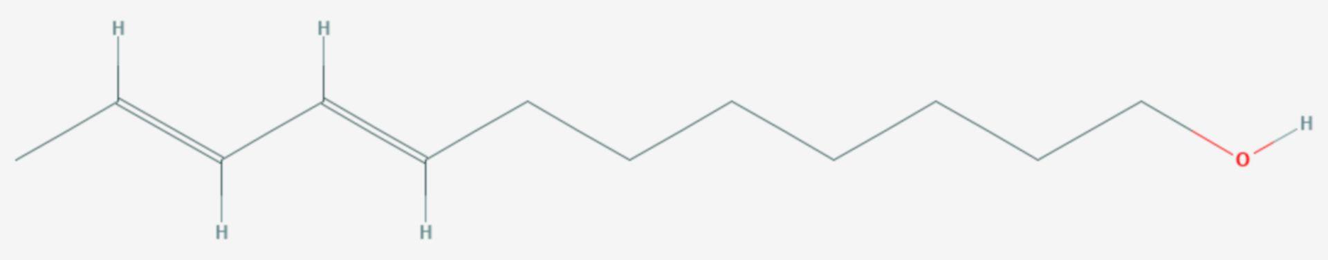 Codlemon (Strukturformel)