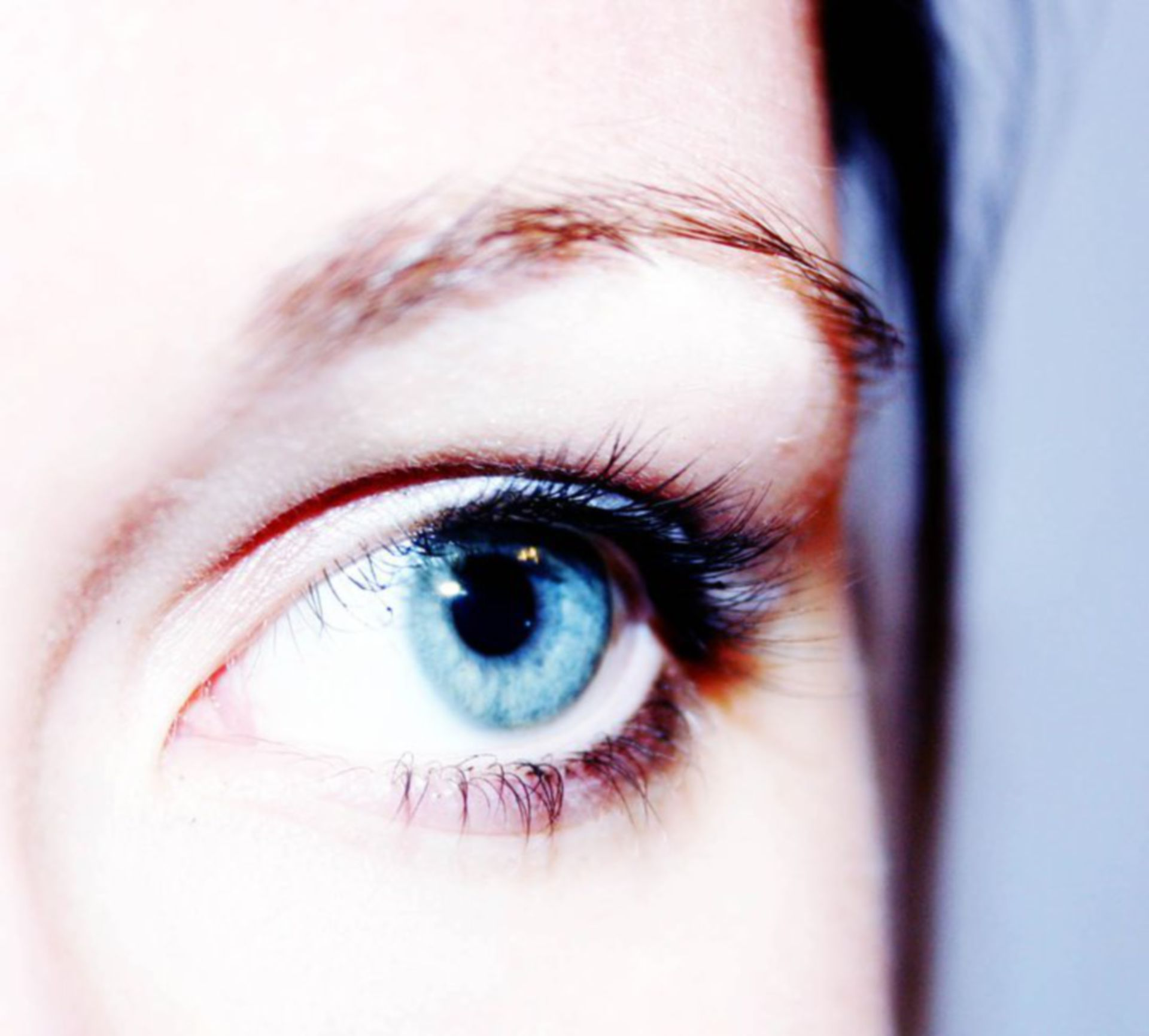 Discerning eye