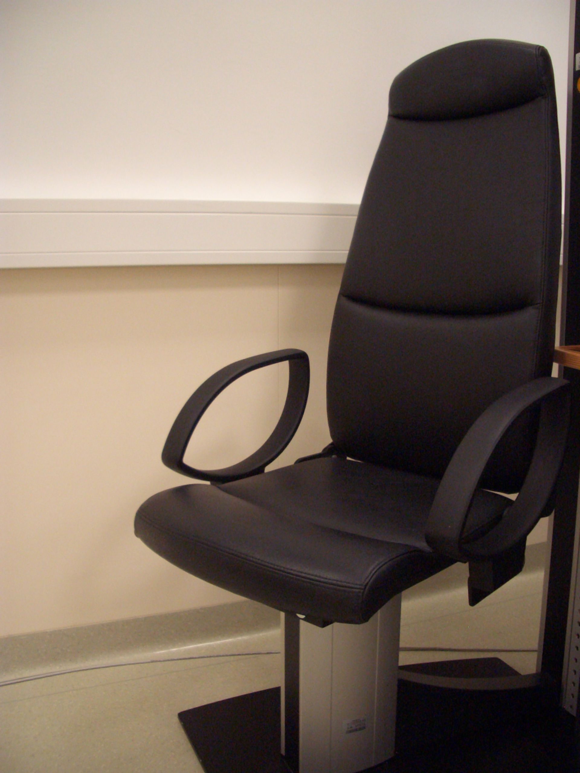 Ophthalmological Examination Chair