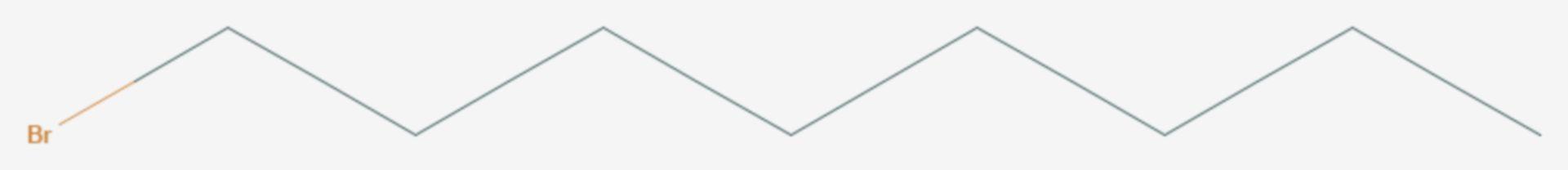 1-Bromoctan (Strukturformel)