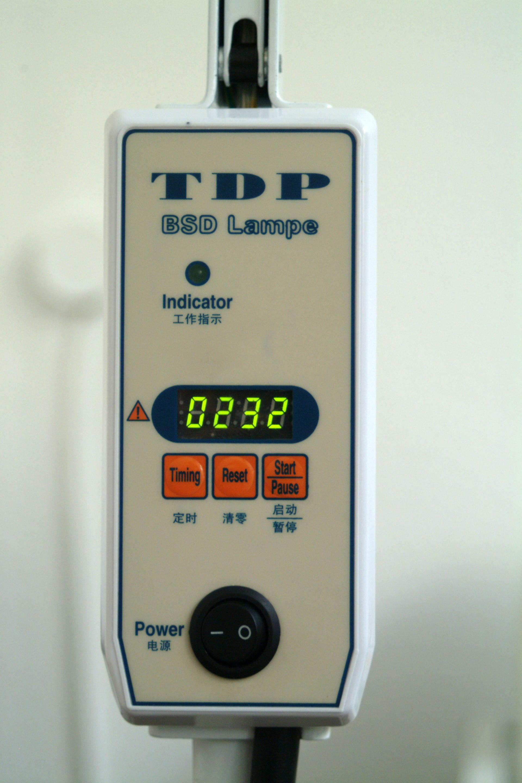 TDP Lampe 2