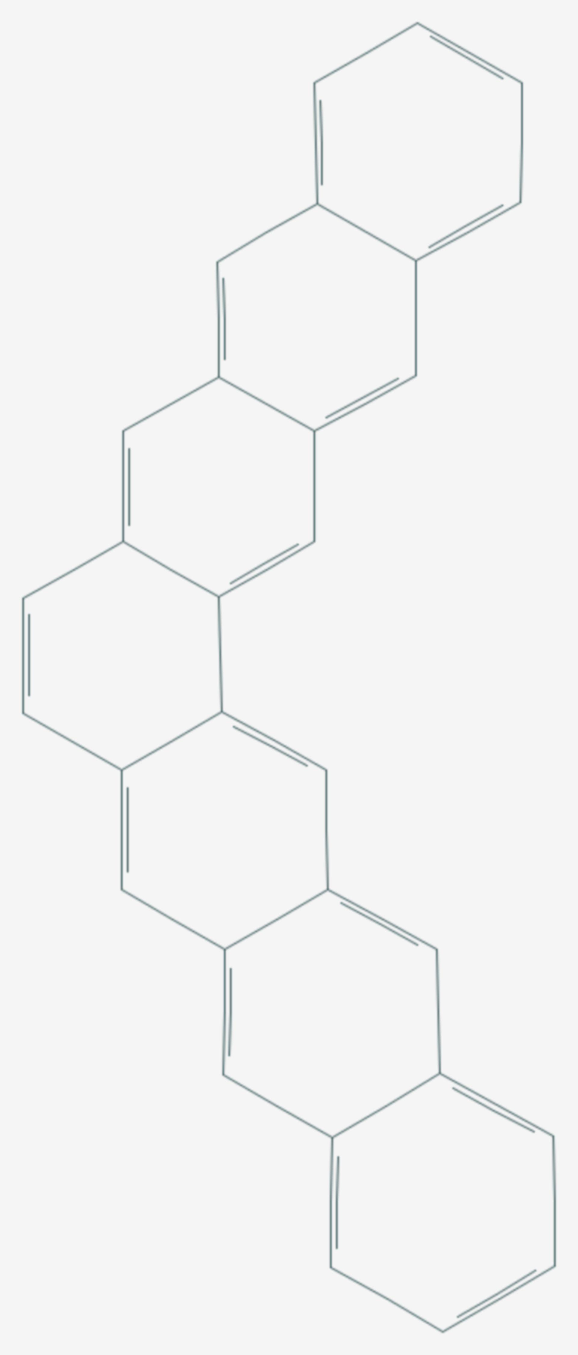 Heptaphen (Strukturformel)